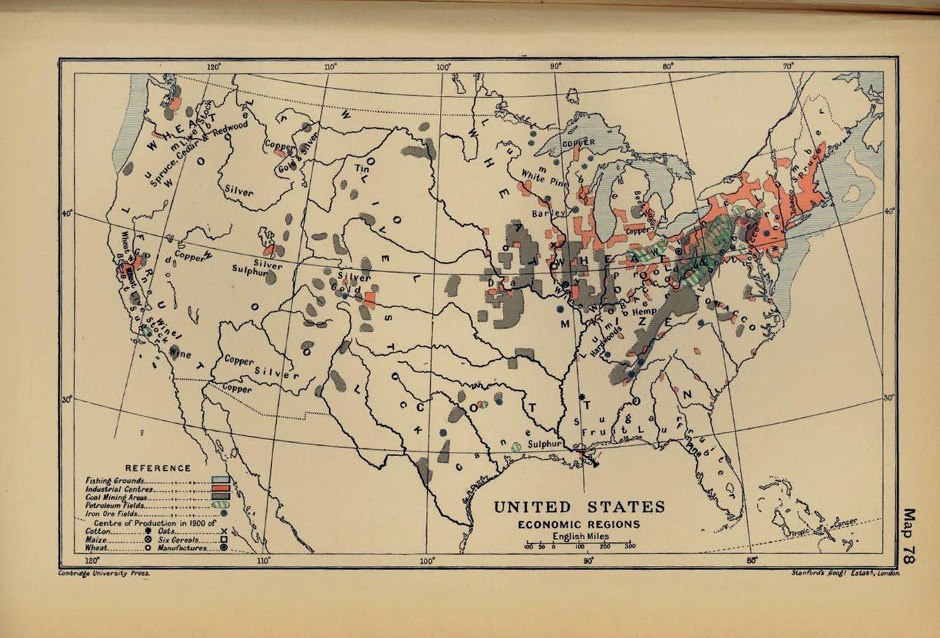 Cambridge Modern History Atlas 1912 - Perry-Castañeda Map Collection ...