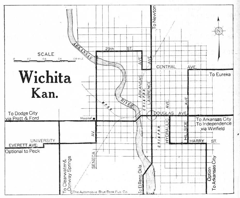 Kansas Maps PerryCastañeda Map Collection UT Library Online - Maps of kansas