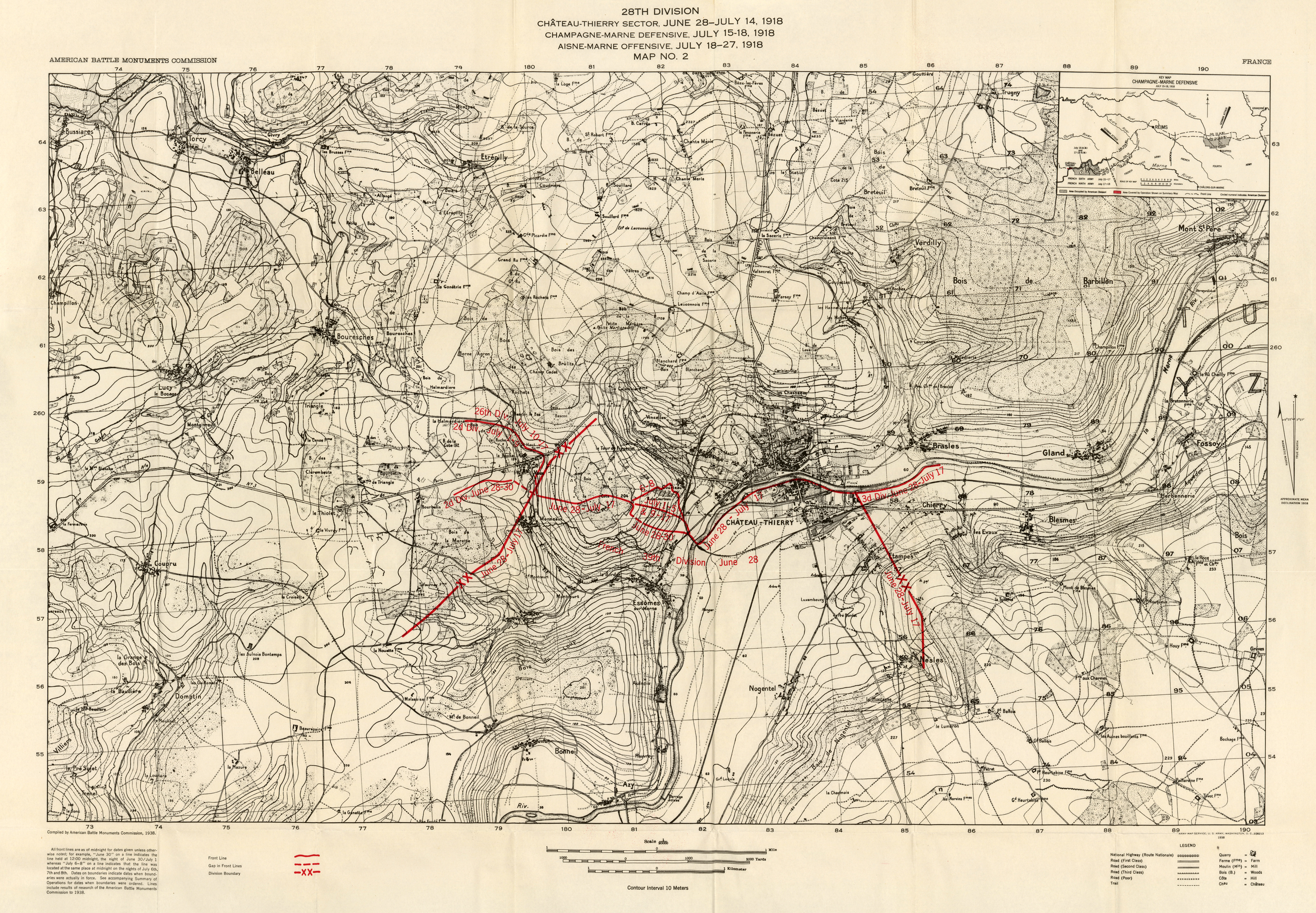 Aisne Defensive