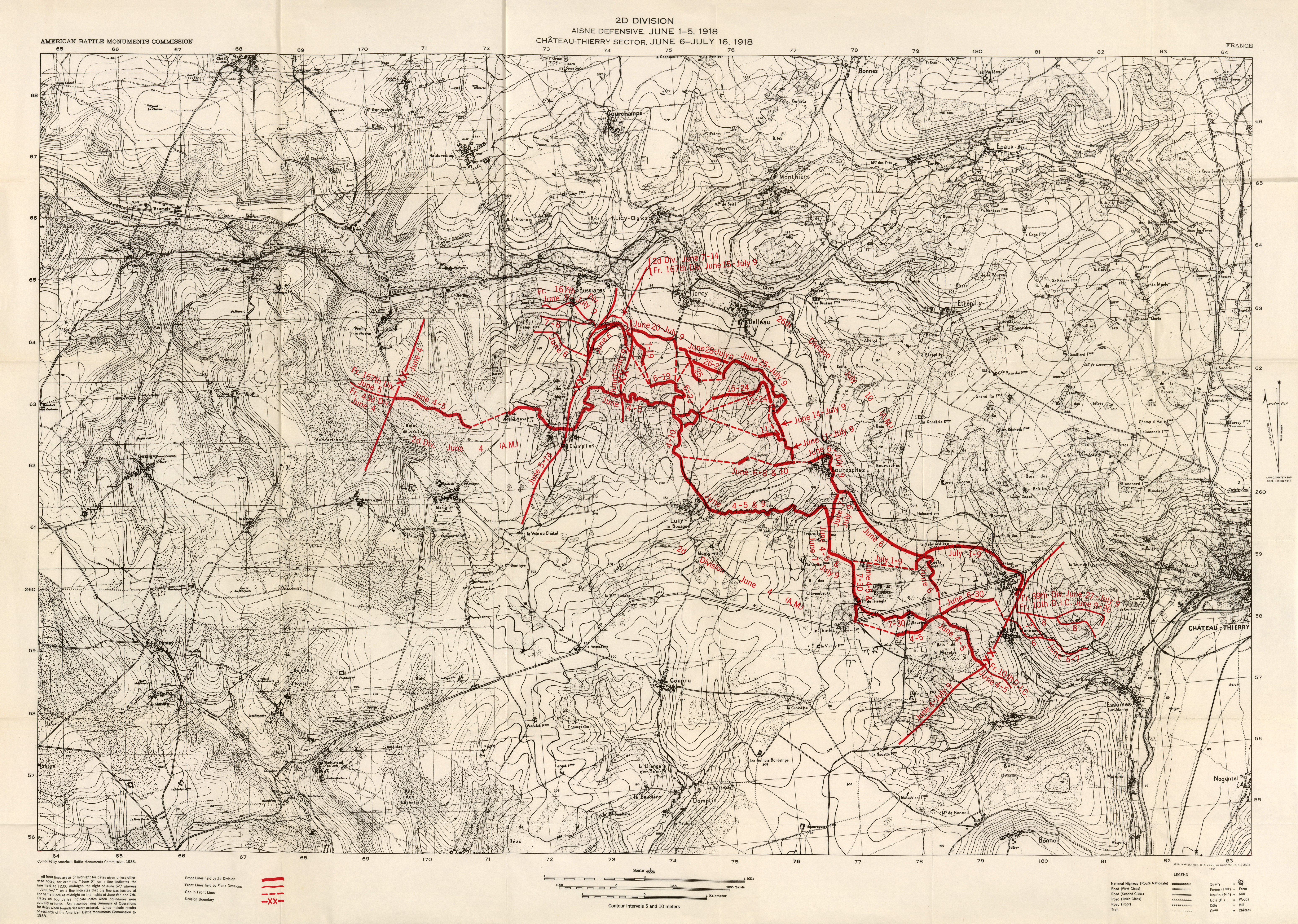 Summary of operations in the world war perry castaeda map summary of operations in the world war maps gumiabroncs Image collections