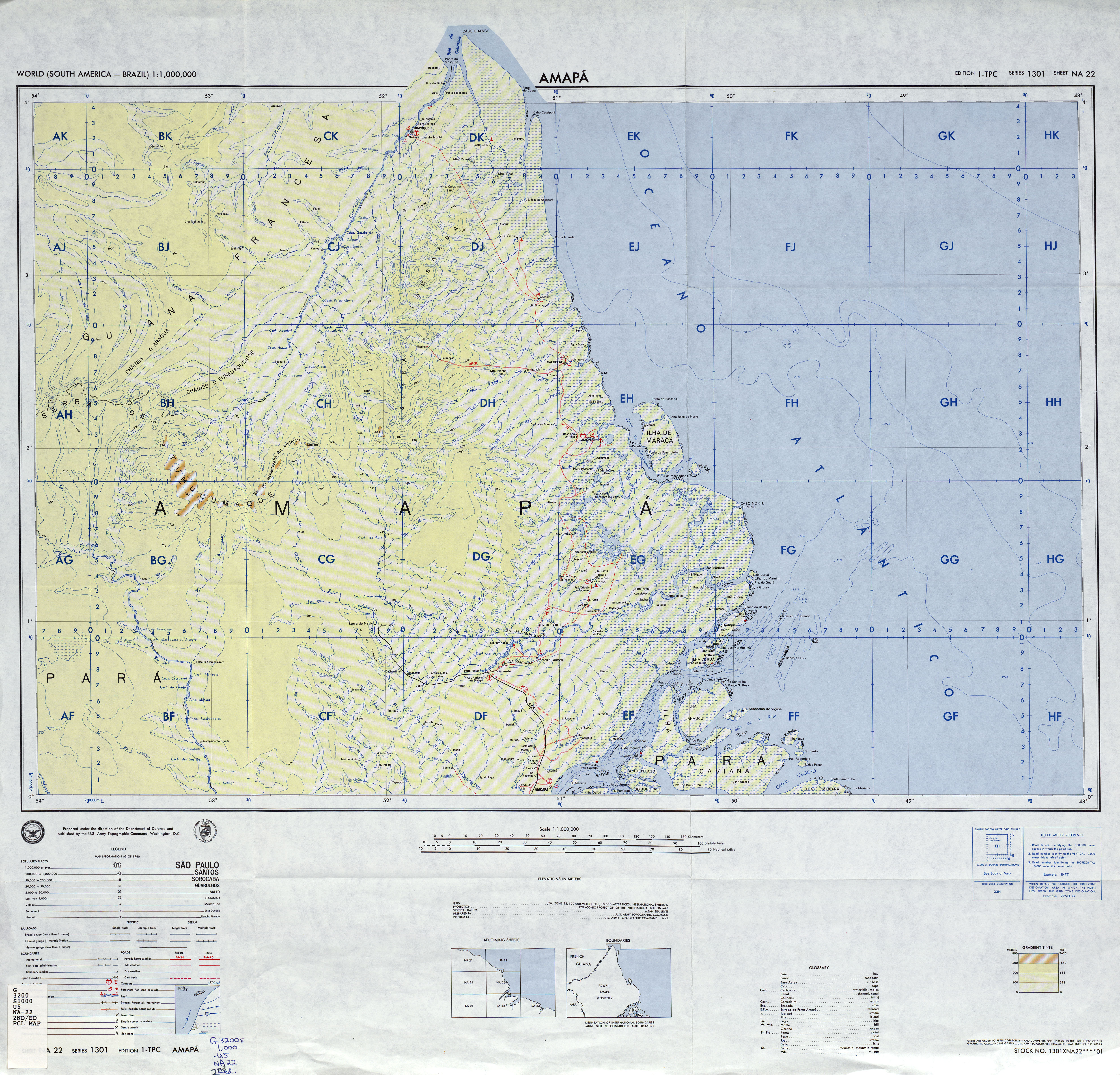 International Map of the World - Perry-Castañeda Map Collection ...