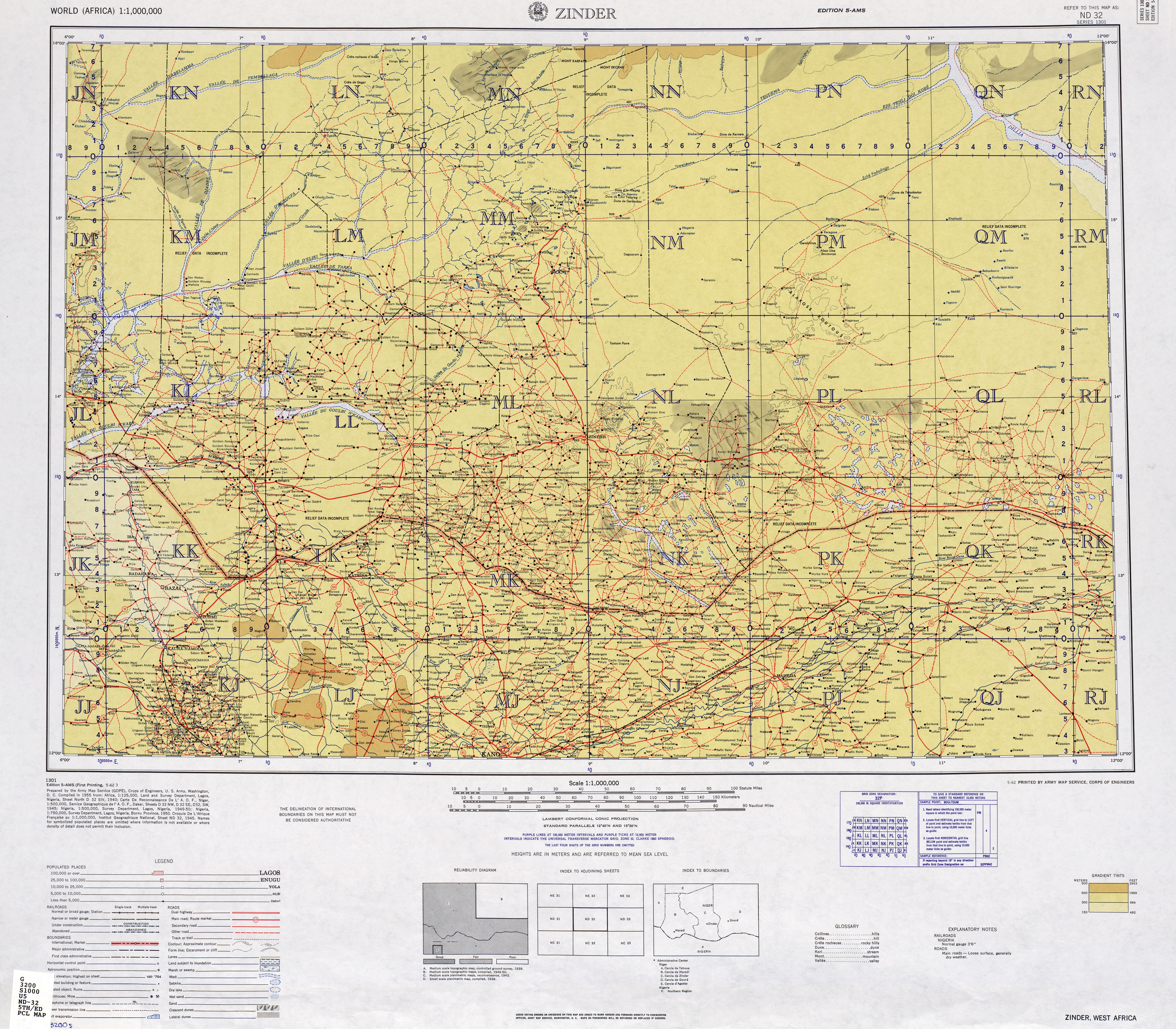 International Map Of The World Perry Castaneda Map Collection Ut Library Online
