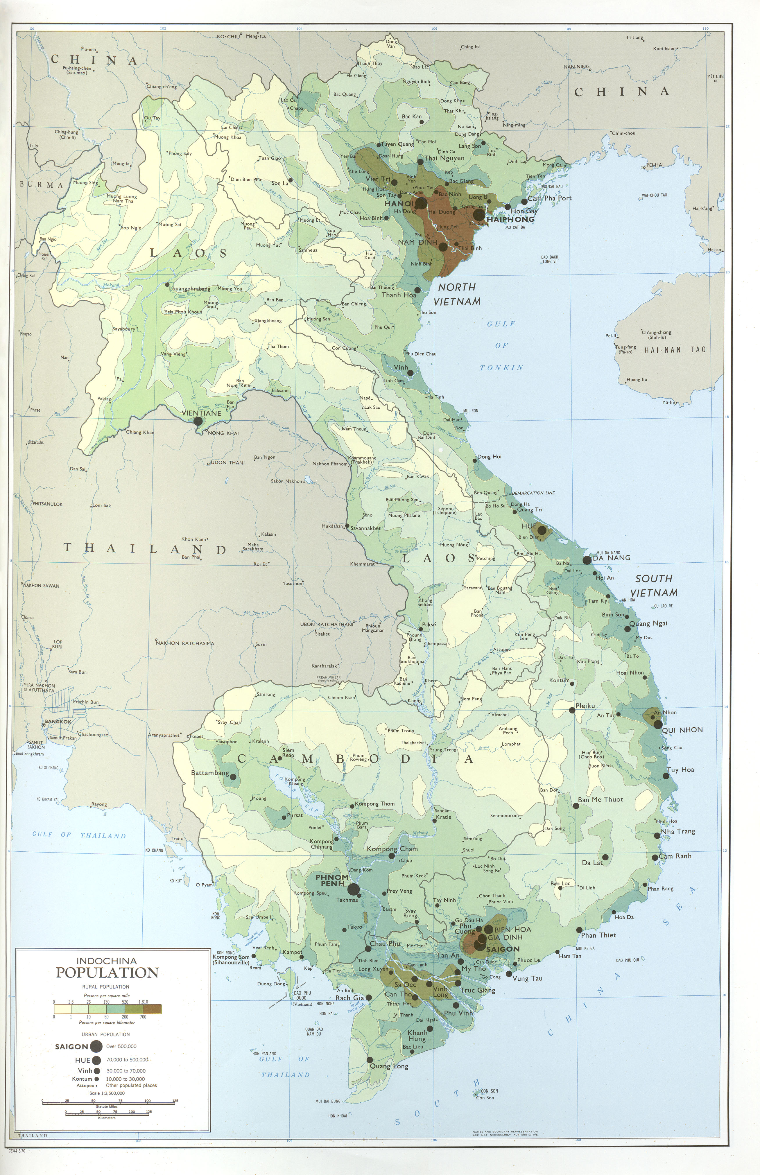 Indochina atlas perry castaeda map collection ut library online map collection gumiabroncs Choice Image