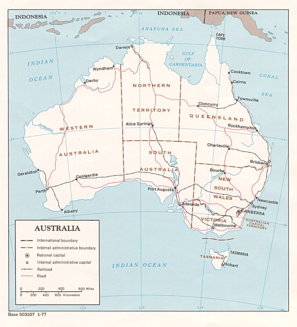 Australia and the pacific maps perry castaeda map collection ut map collection gumiabroncs Image collections