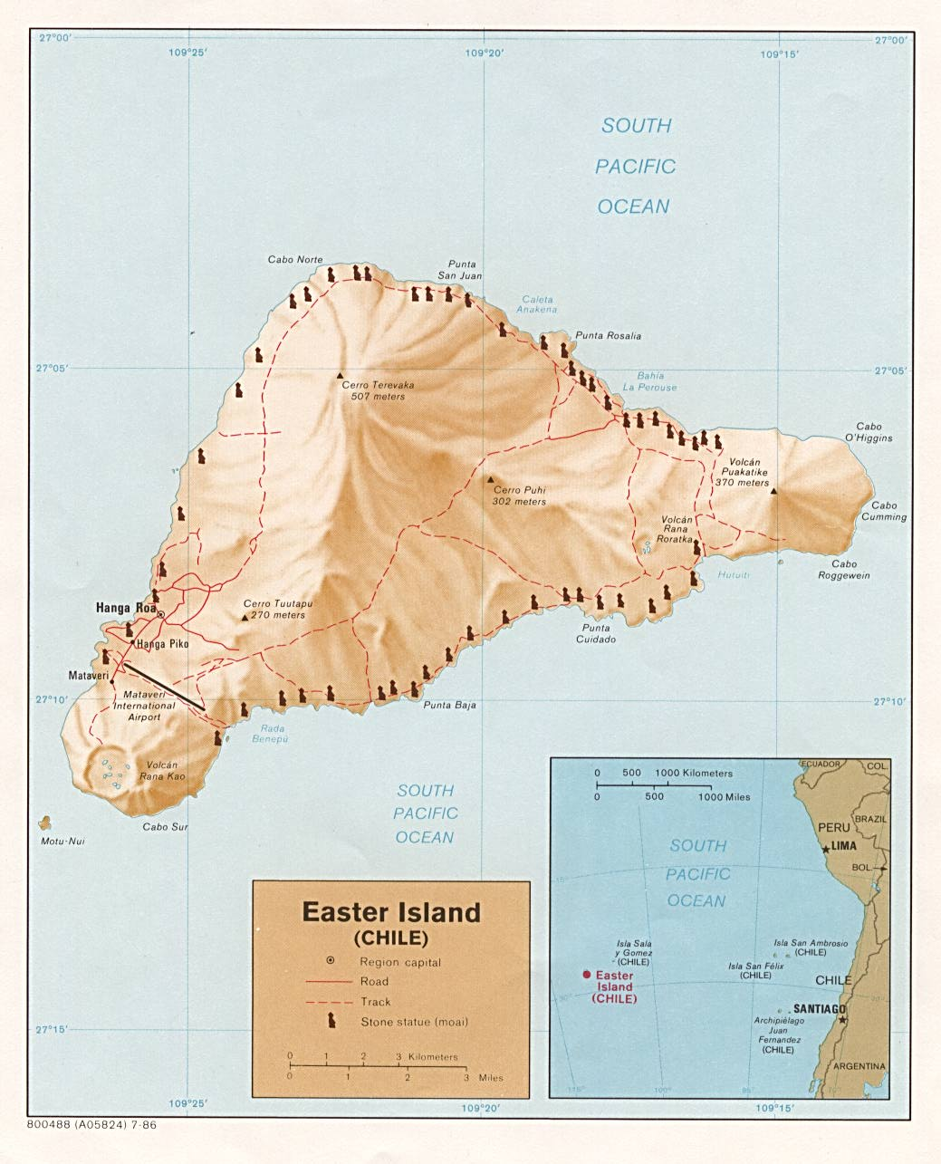 Easter Island The Navel Of The World