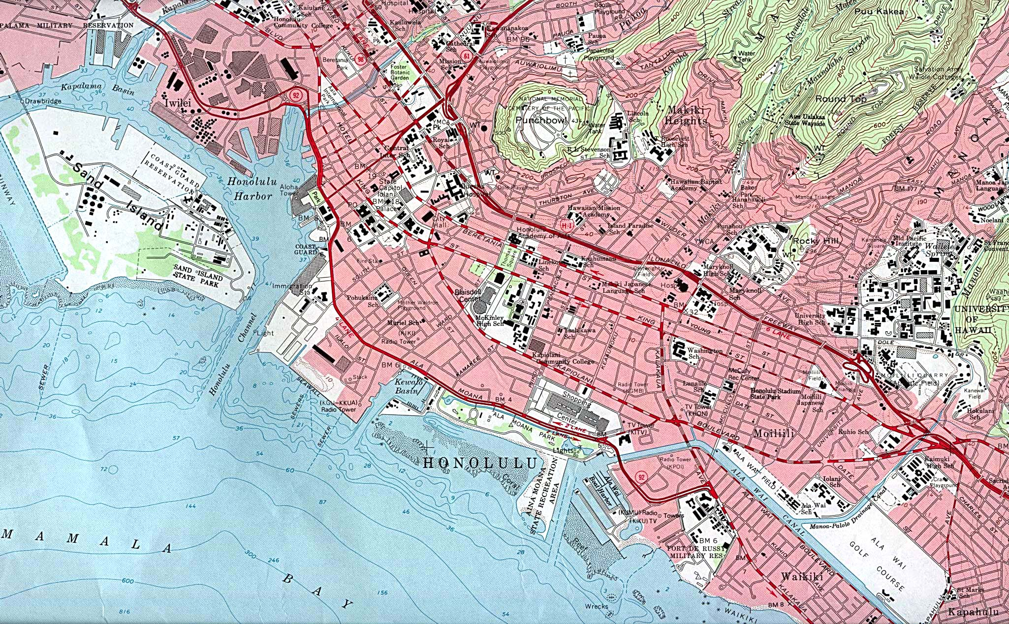interpretation of topographic maps pdf