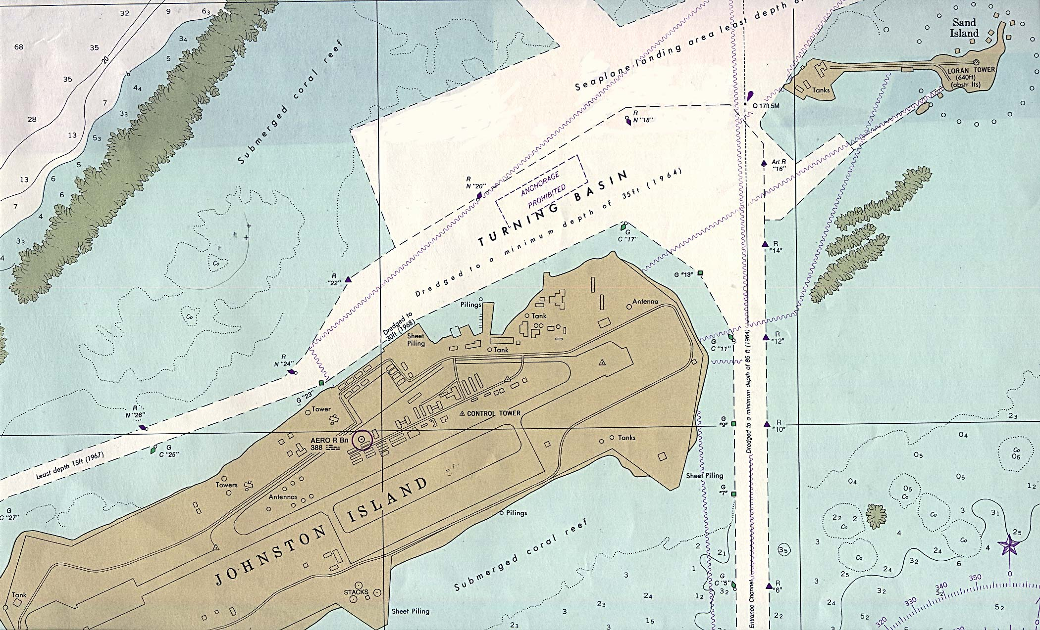 U S Pacific Territory Maps