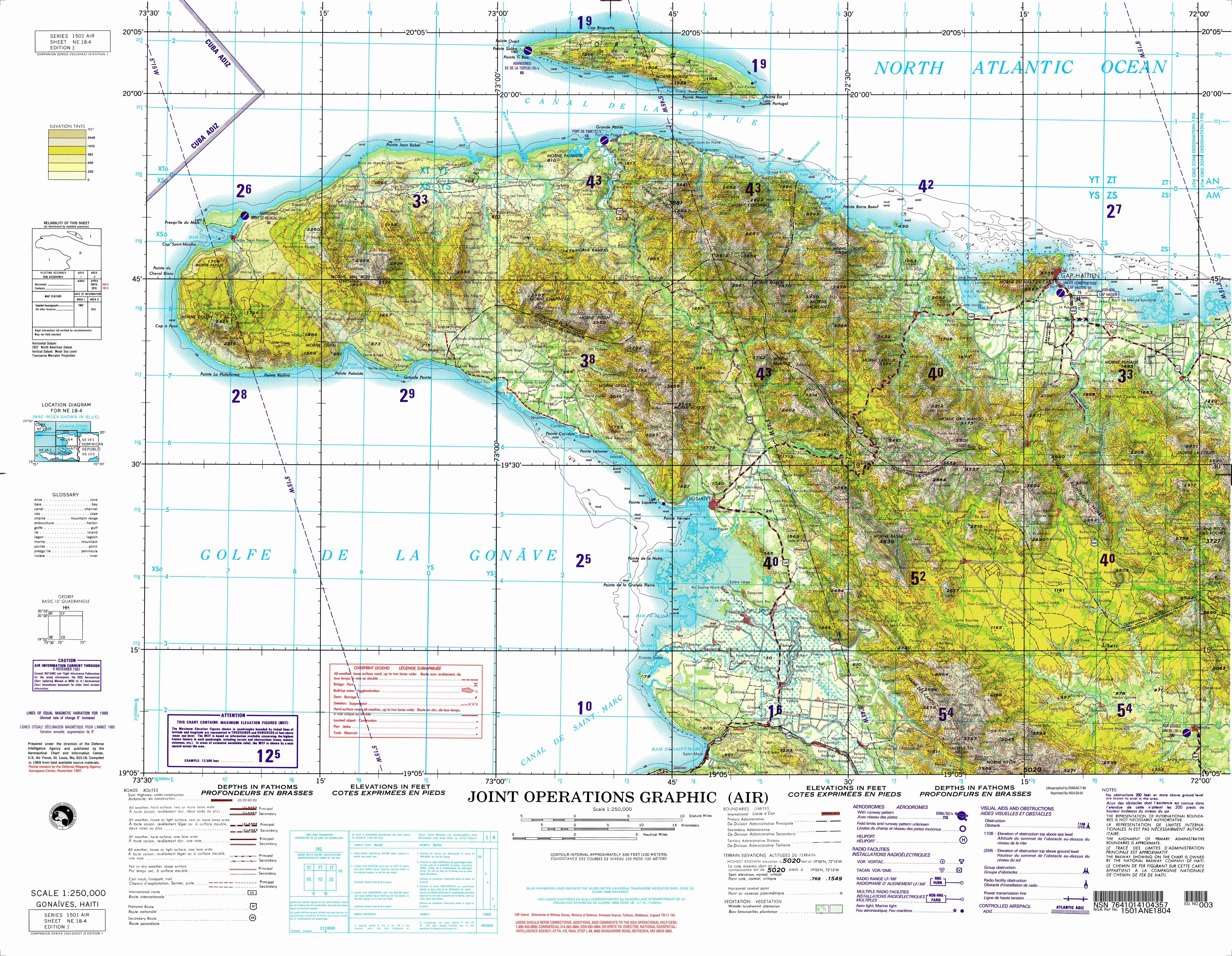 Haiti joint operations graphic perry castaeda map collection ut index map 128kb gonaives haiti 1250000 joint operations graphic air not for navigational use national geospatial intelligence agency gumiabroncs Image collections