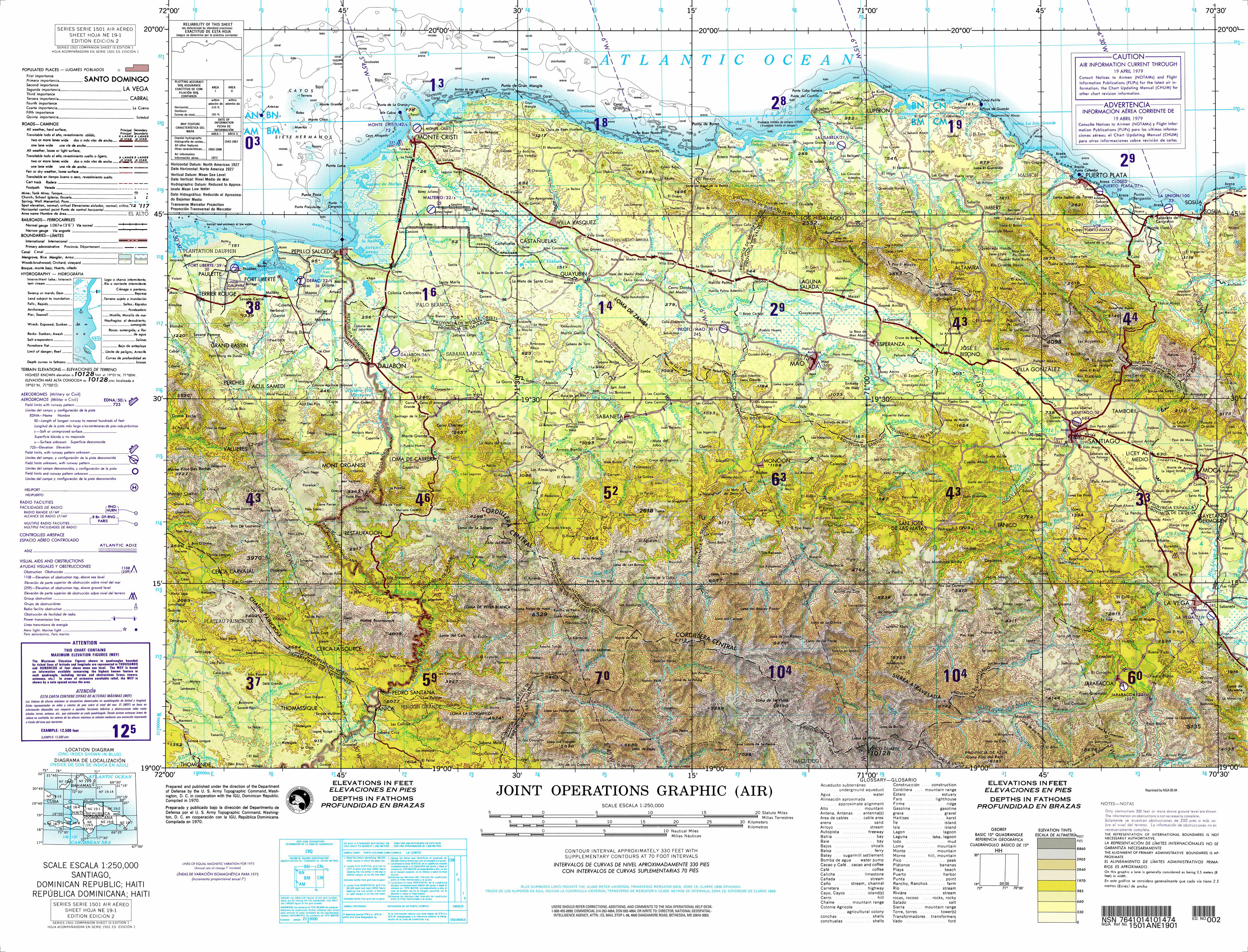 how to reference geospatial data maps atlases air photos