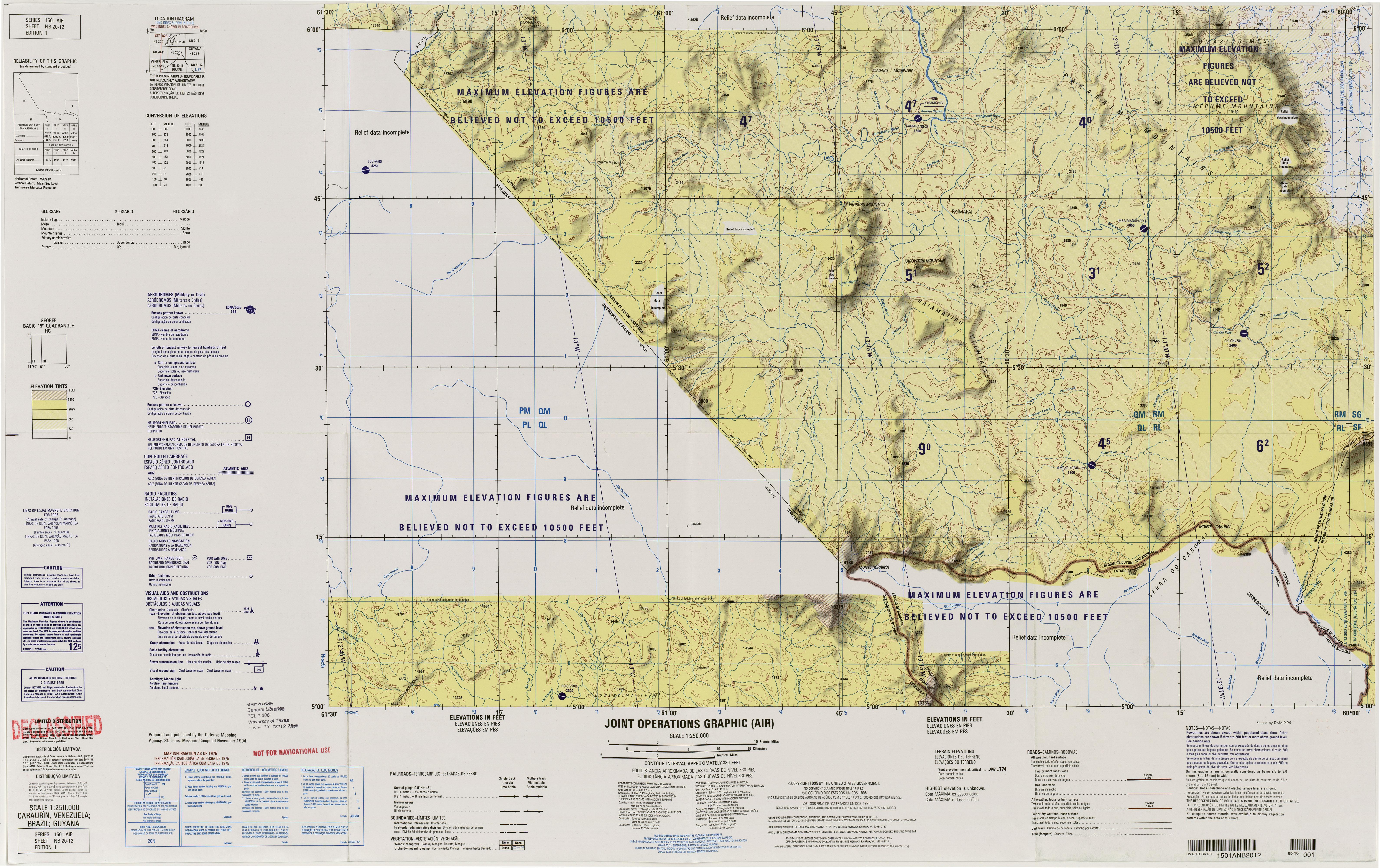 Mont Roraima — Wikipédia