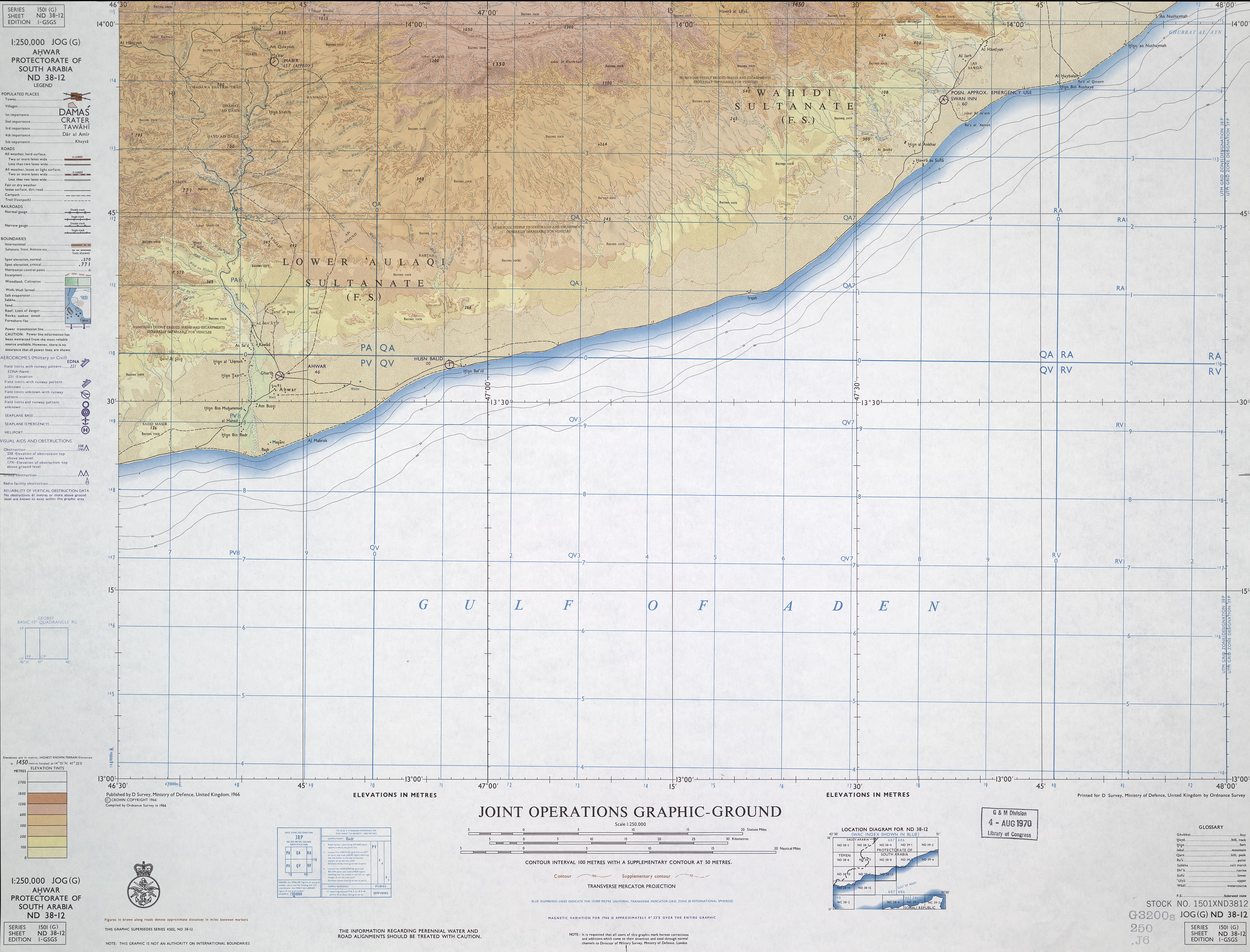 The Geology of Yemen An Annotated Bibliography of Yemen s Geology
