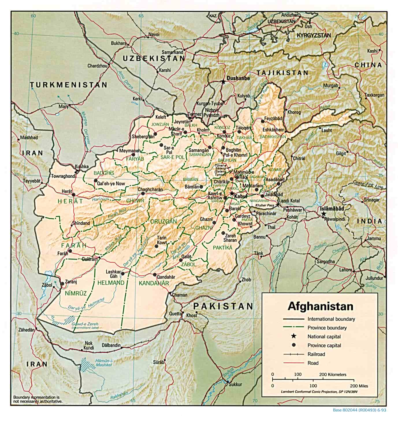 of the Afghanistan War