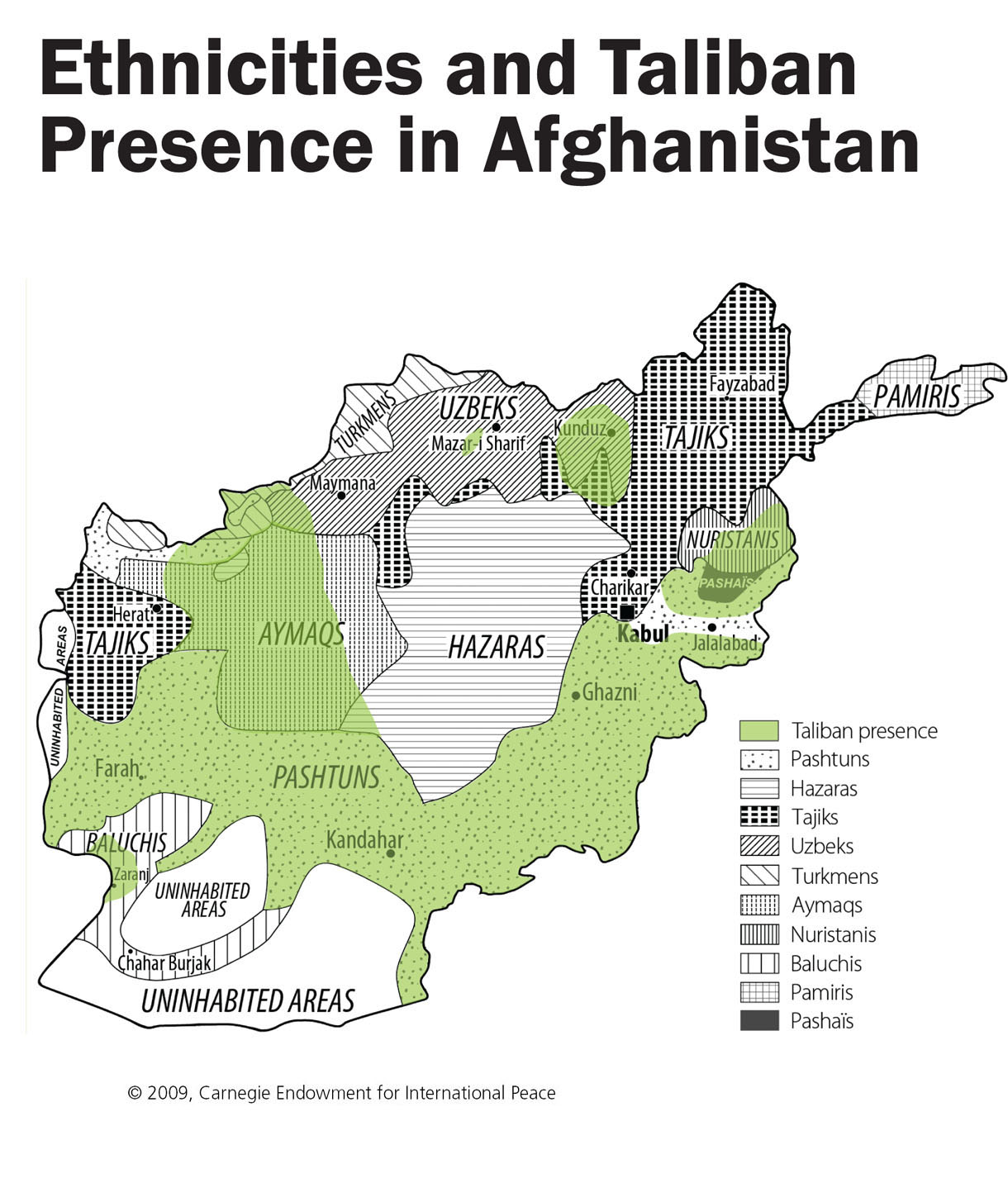Afghanistan Maps - Perry-Castañeda Map Collection - UT ...