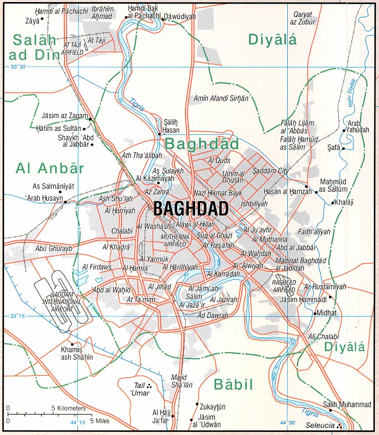 map of iraq military bases. Iraq Maps