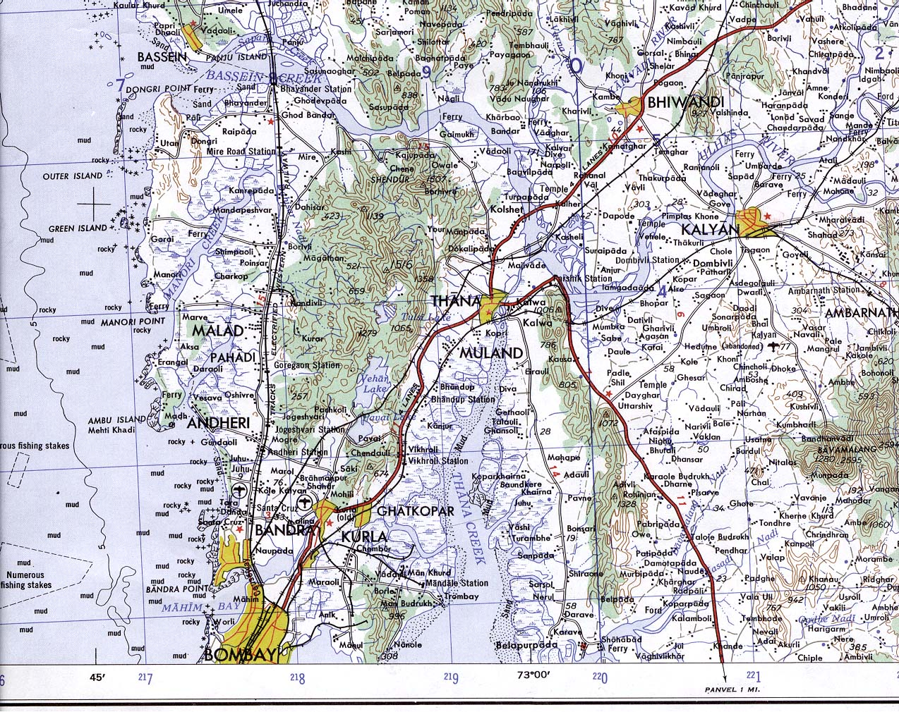 India Maps PerryCastañeda Map Collection UT Library Online - Pictures of maps