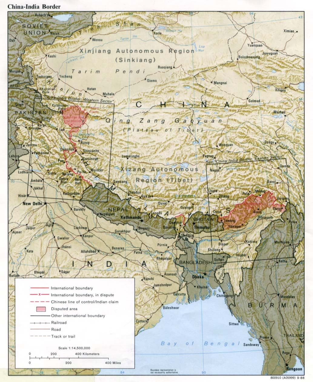 China Maps - Perry-Castañeda Map Collection - UT Library Online