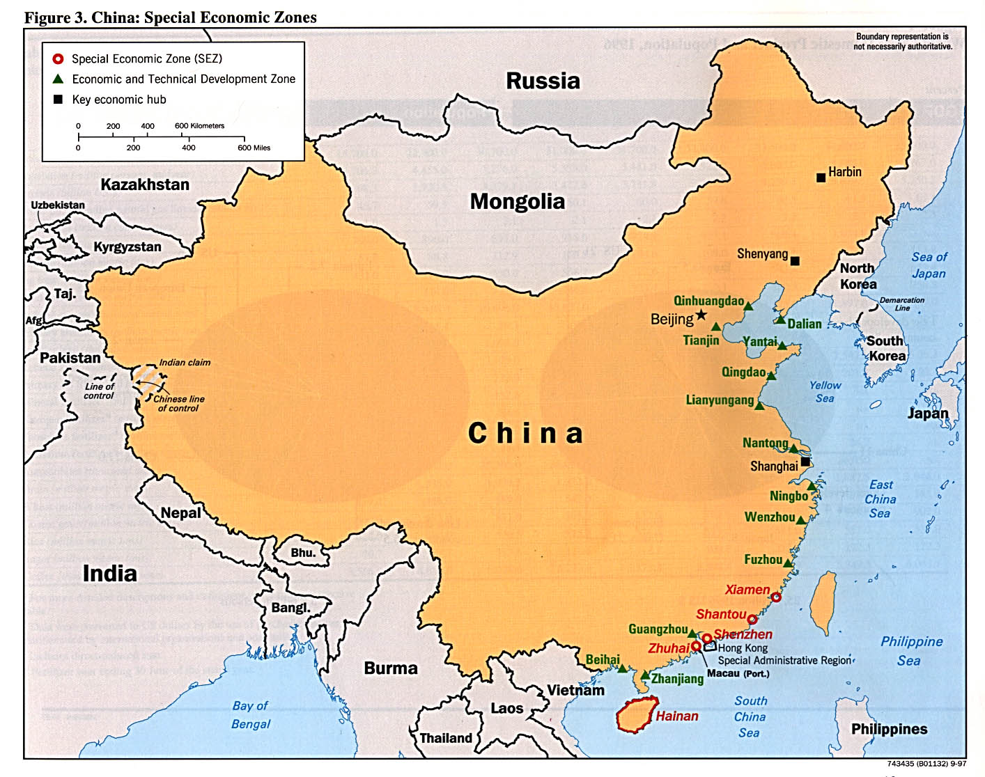 China On A Map China Maps   Perry Castañeda Map Collection   UT Library Online