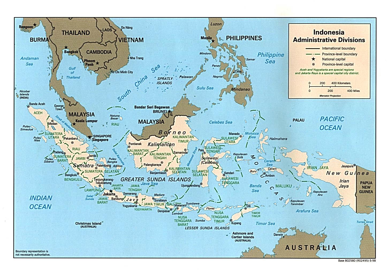 jakarta indonesia map - photo #18