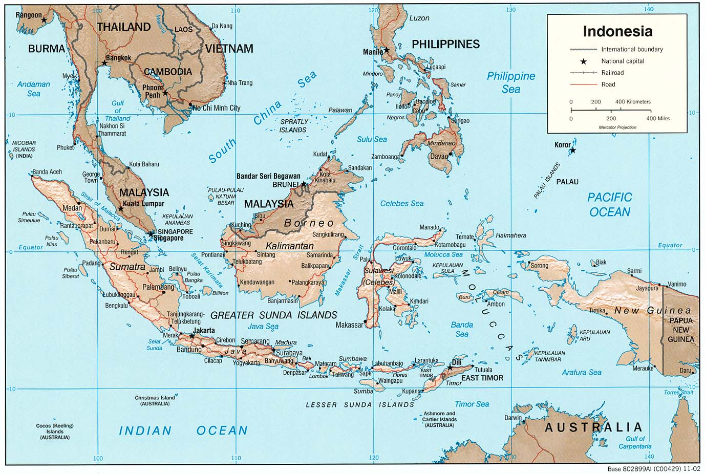 Indonesia maps perry castaeda map collection ut library online indonesia maps gumiabroncs Gallery