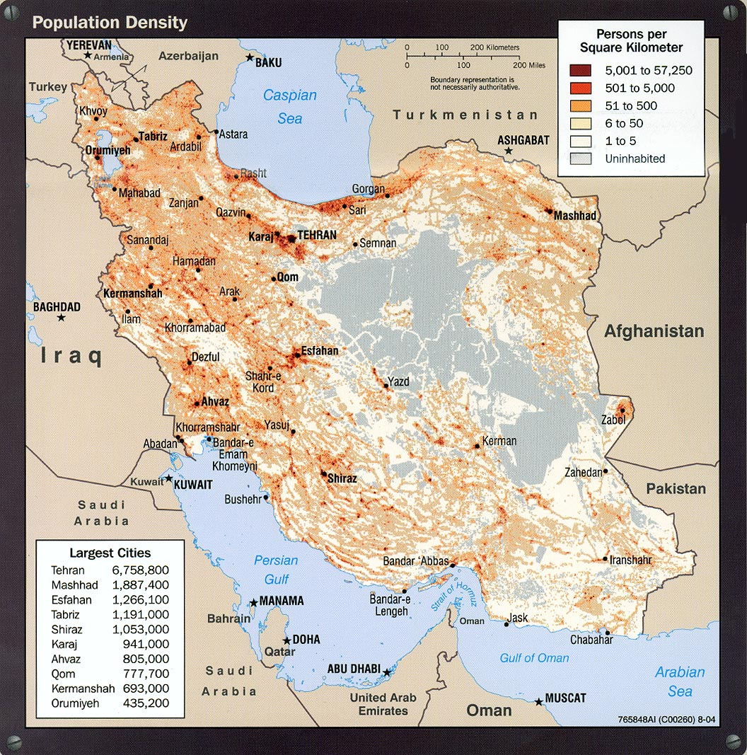 Iran maps perry castaeda map collection ut library online gumiabroncs Image collections