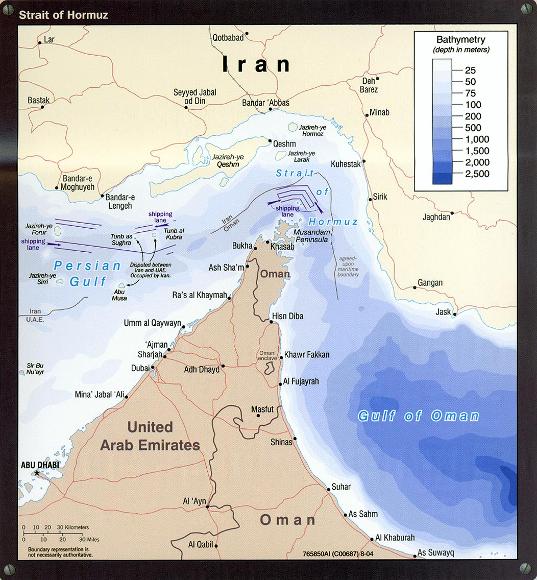 Middle East Maps Perry Castaeda Map