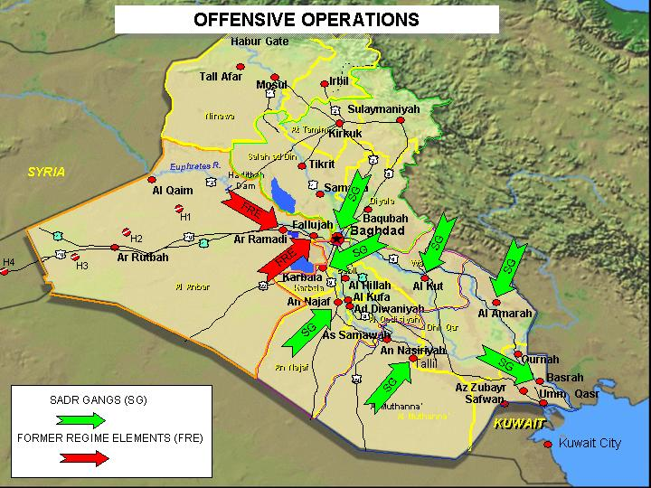 geographic factors behind the iraq war Since the arab israeli conflict is represented as a religious  (see most recent examples of iran-iraq war,  there are many factors responsible for this.
