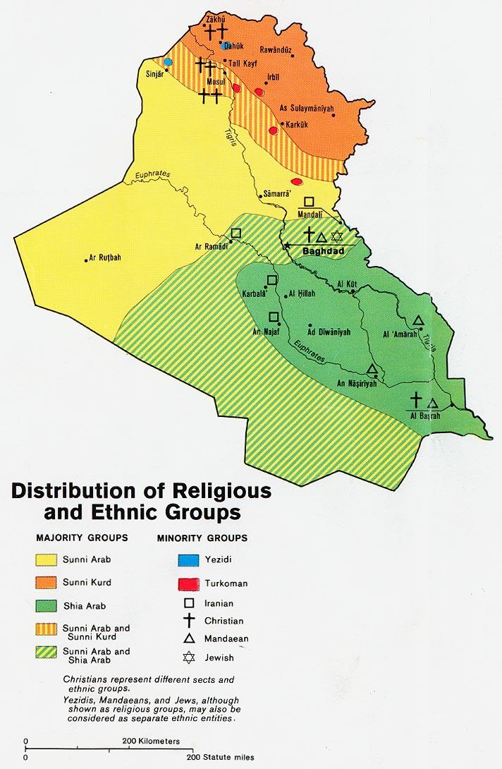 Shingal Irak Karte.Iraq Maps Perry Castañeda Map Collection Ut Library Online