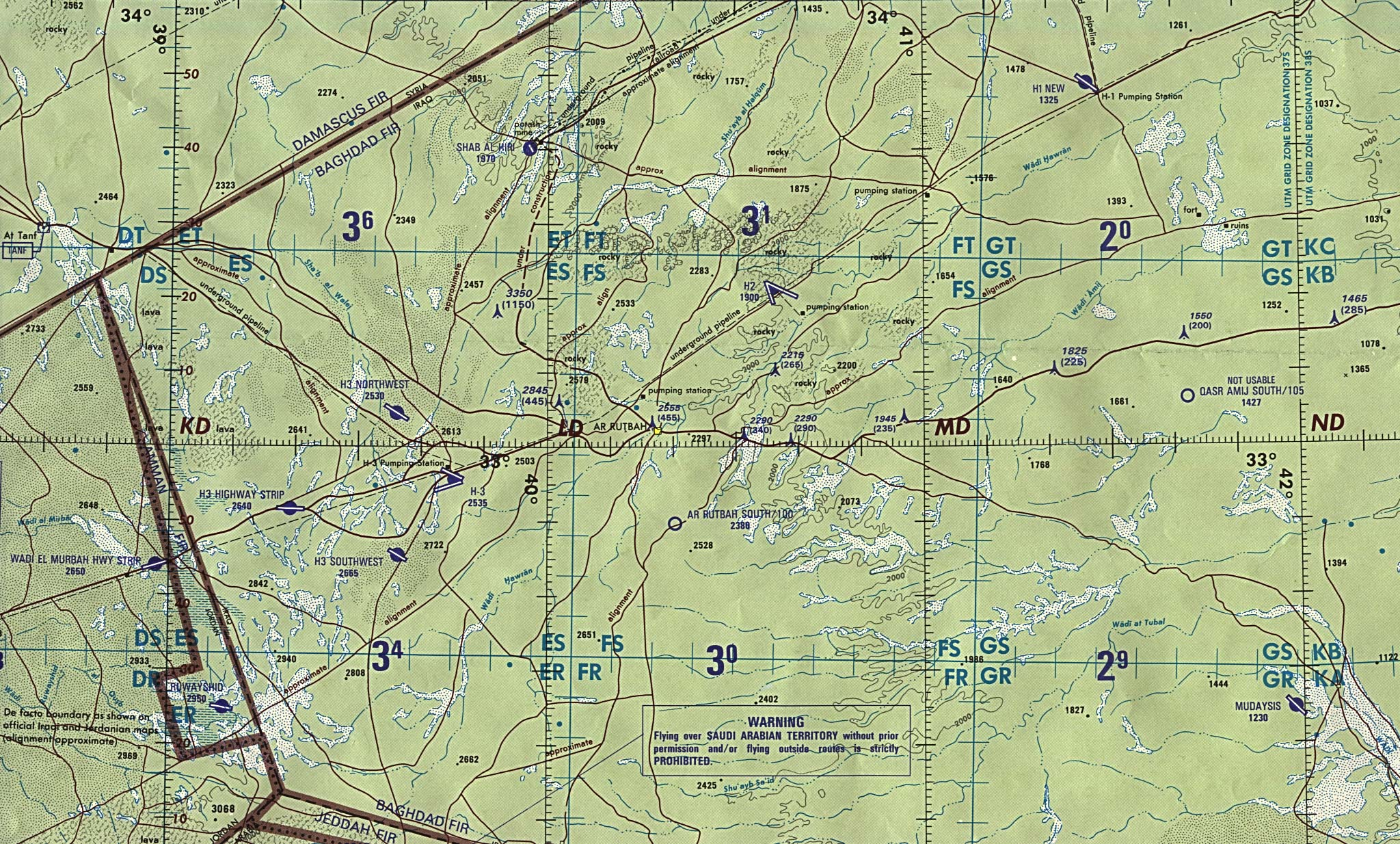 Iraq Maps PerryCastañeda Map Collection UT Library Online - Us defense mapping agency