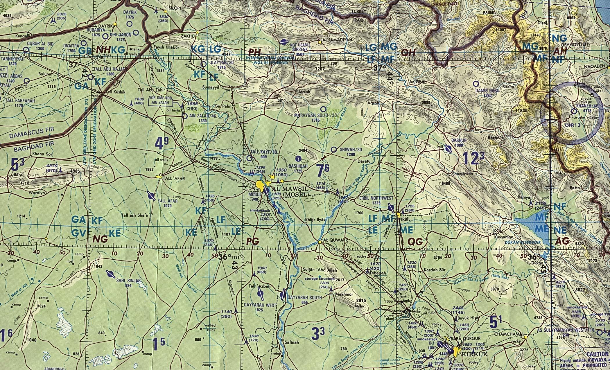 WWW-VL: History: Iraq History
