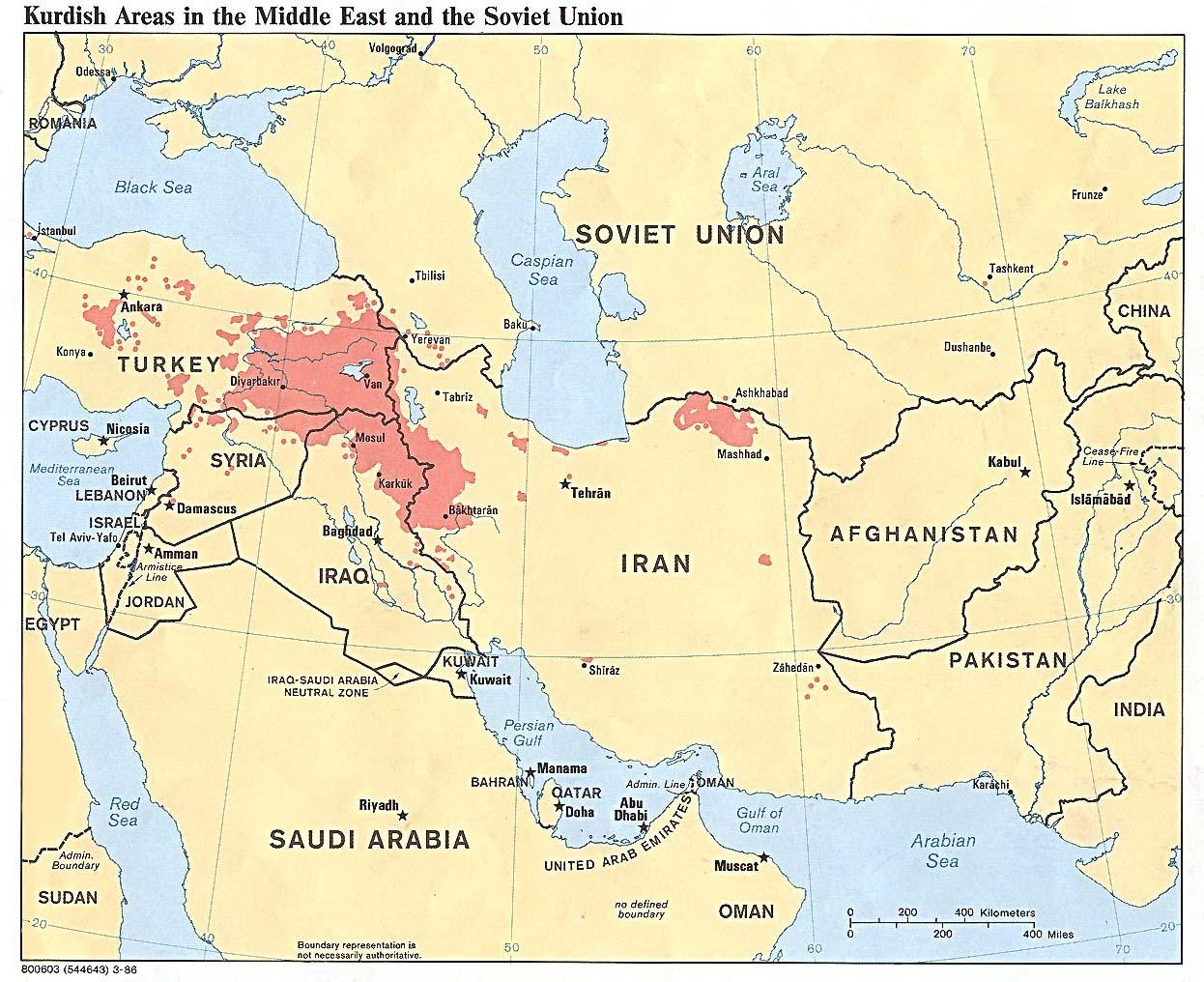 Maps of the Arab world | al-bab com