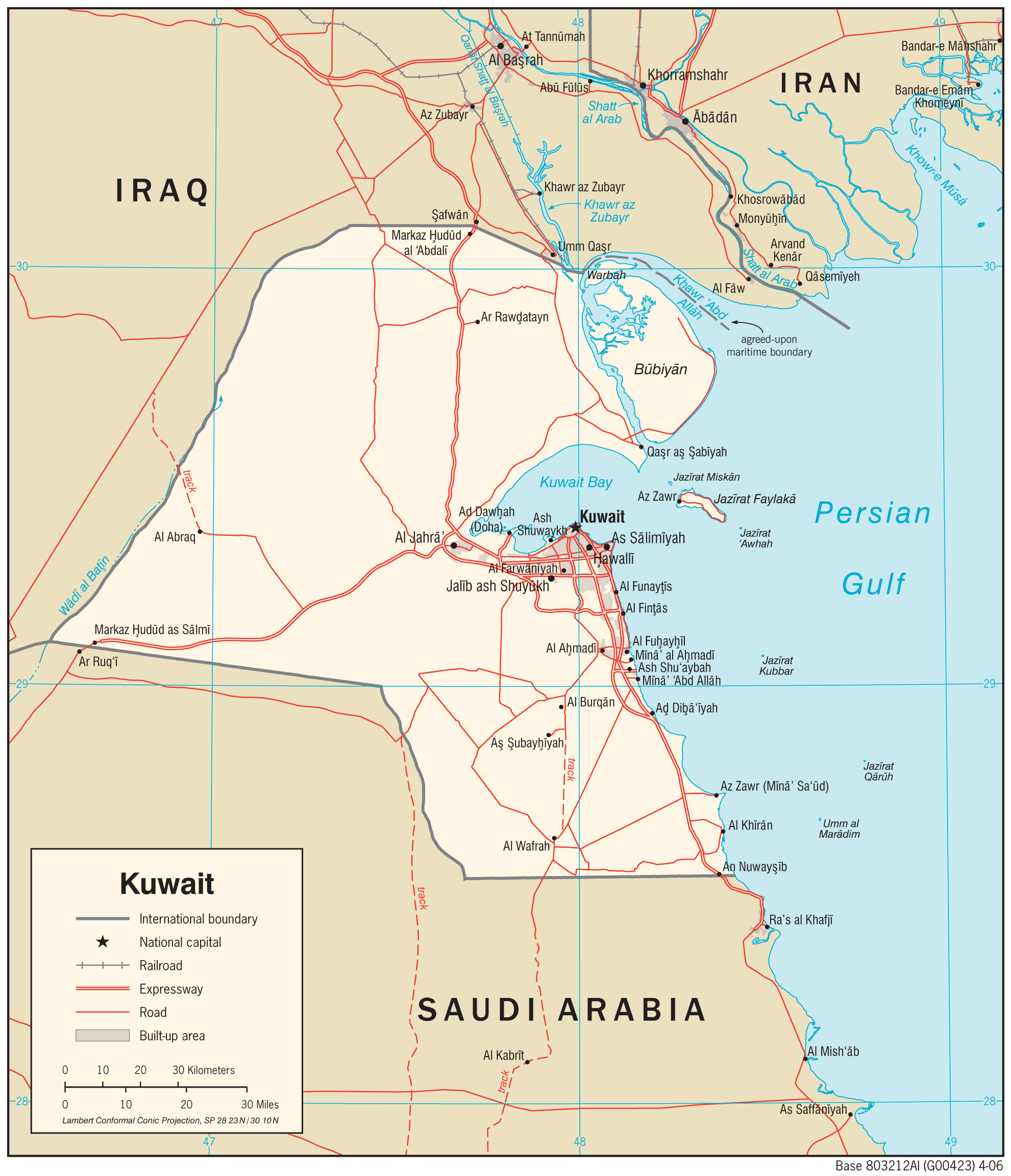 Kuwait Maps - Perry-Castañeda Map Collection - UT Liry Online on euphrates river on a map, iraq on a map, yemen on a map, turkey on a map, dubai on a map, cyprus on a map, israel on a map, jordan on a map, karachi on a map, lesotho on a map, pakistan on a map, albania on a map, tigris river on a map, bahrain on a map, lebanon on a map, tunisia on a map, dead sea on a map, brunei on a map, djibouti on a map, qatar on a map,