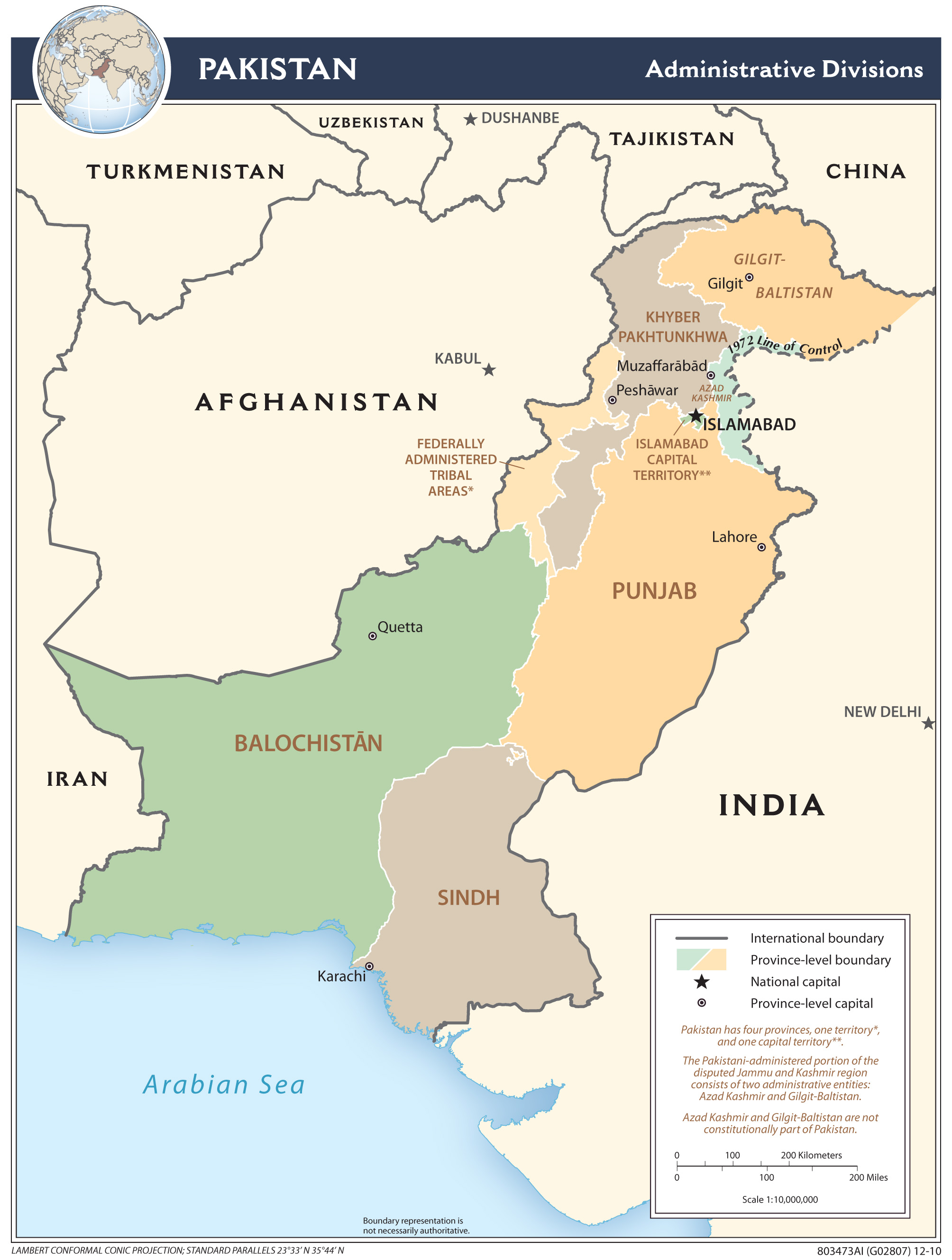 EASO Country of Origin Information Report — Pakistan  Country Overview