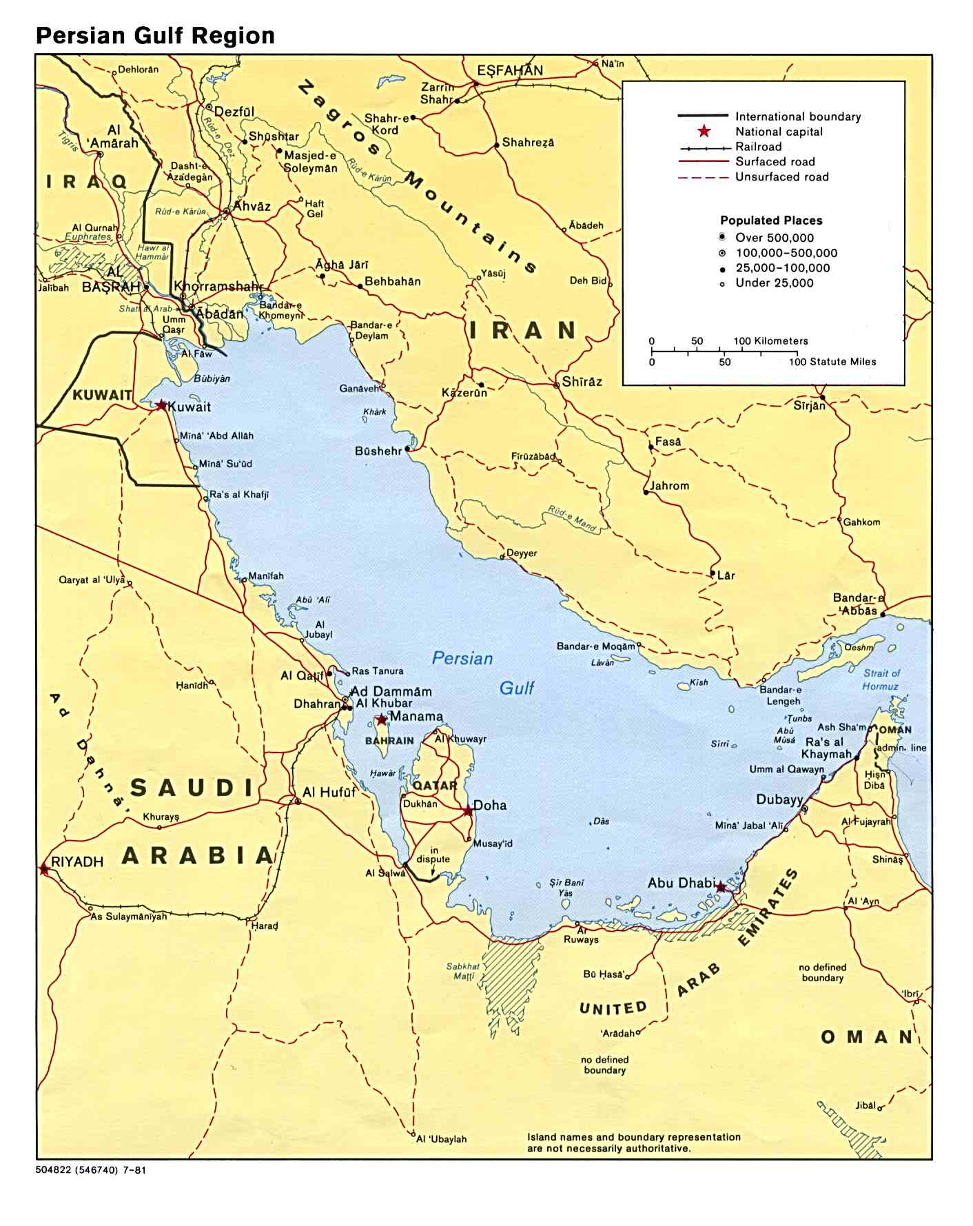 Maps of the arab world al bab gulf region gumiabroncs Images