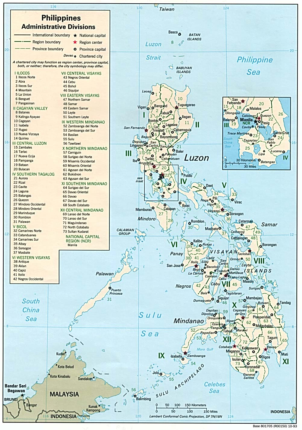 geography of the philippines The philippines is an archipelago that consists of 7,107 islands with a total land area of 301,780 square kilometers (116,518 sq mi) the 11 largest islands contain.