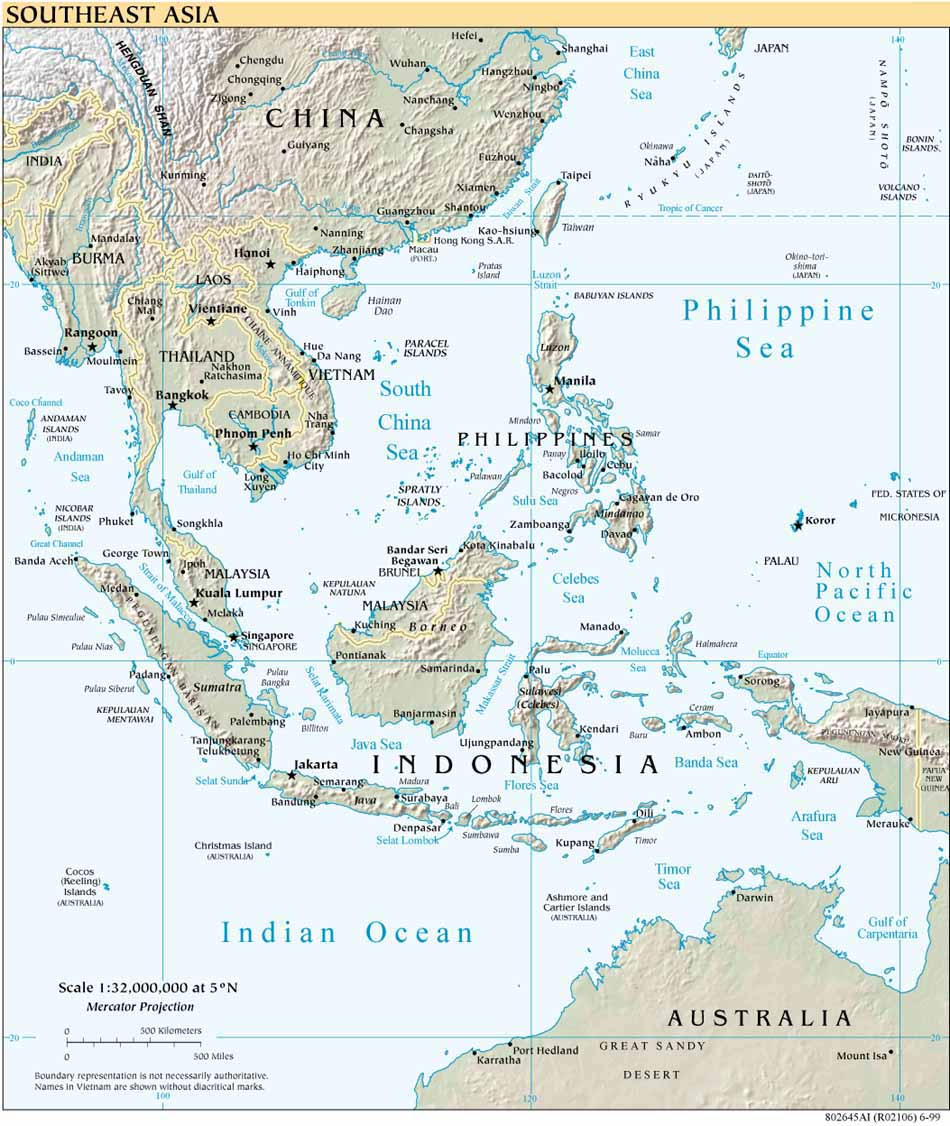 Asia Maps PerryCasta eda Map Collection UT Library Online – Map of Asian Islands