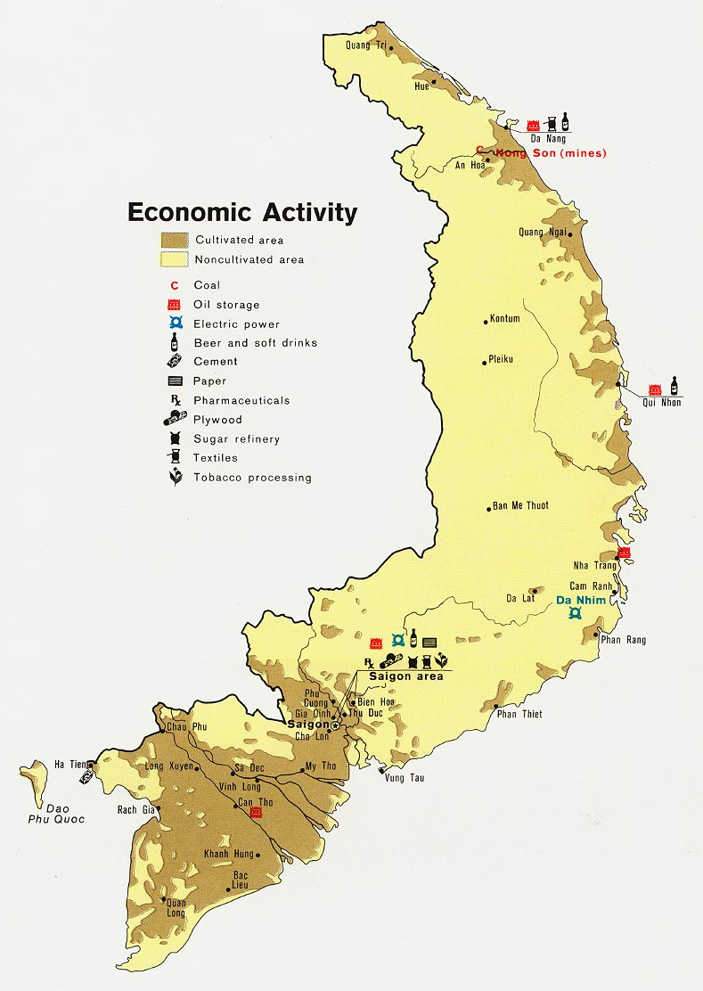 Vietnam South Economic Activity