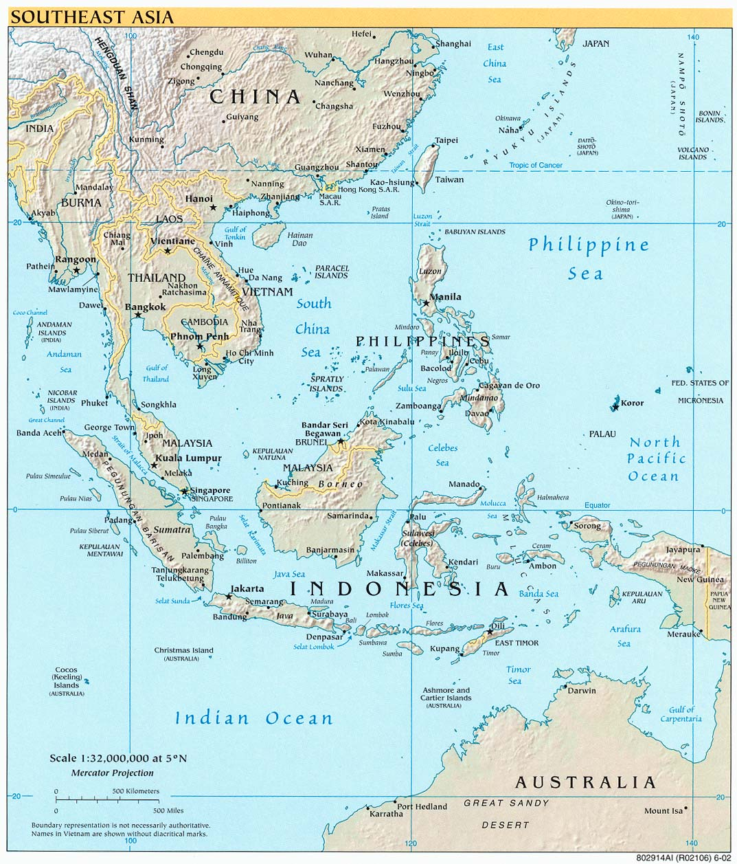 Asia maps perry castaeda map collection ut library online southeast asia gumiabroncs Image collections