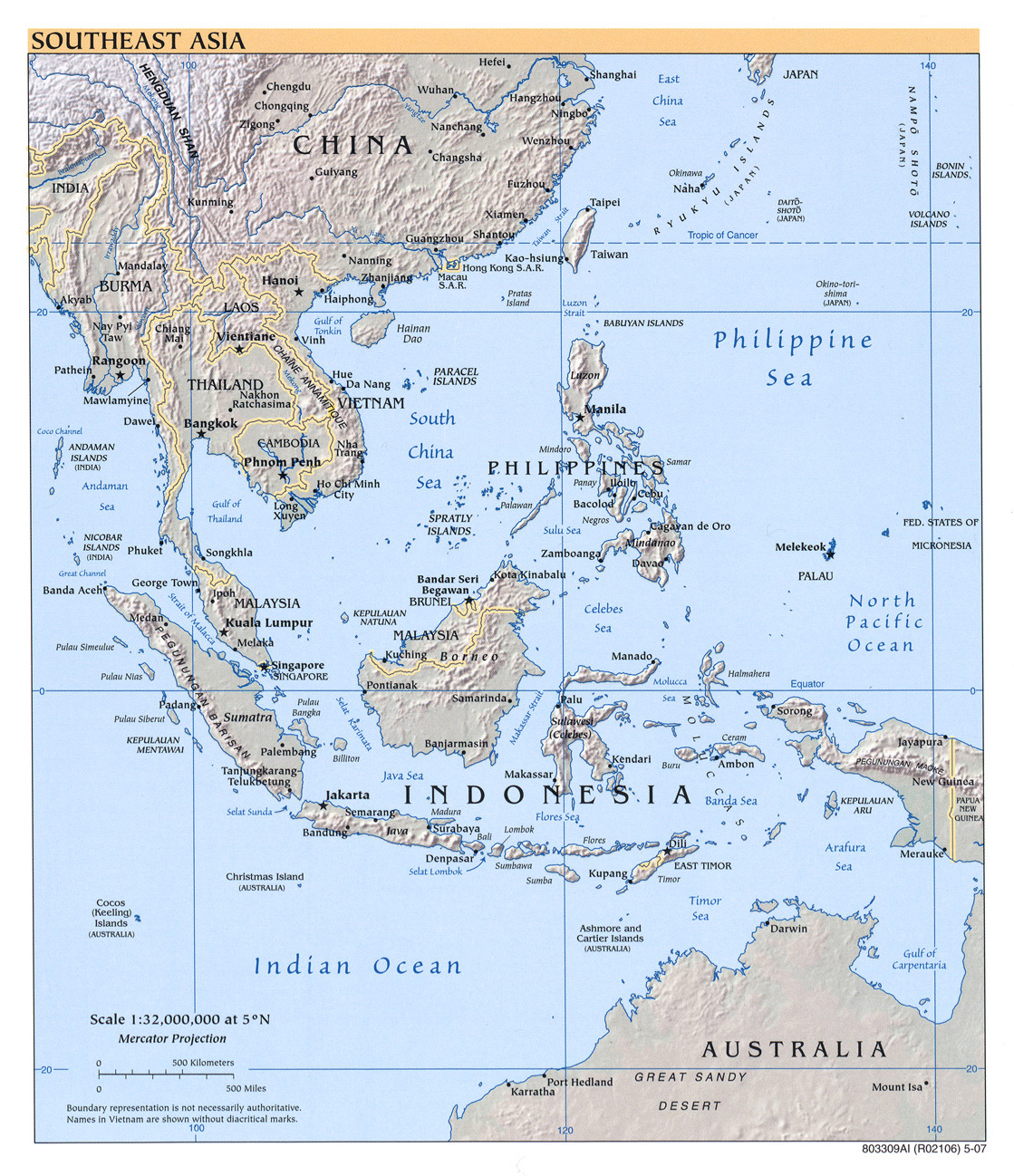 Map Collection Of Asia Asian Studies Loyola University Chicago