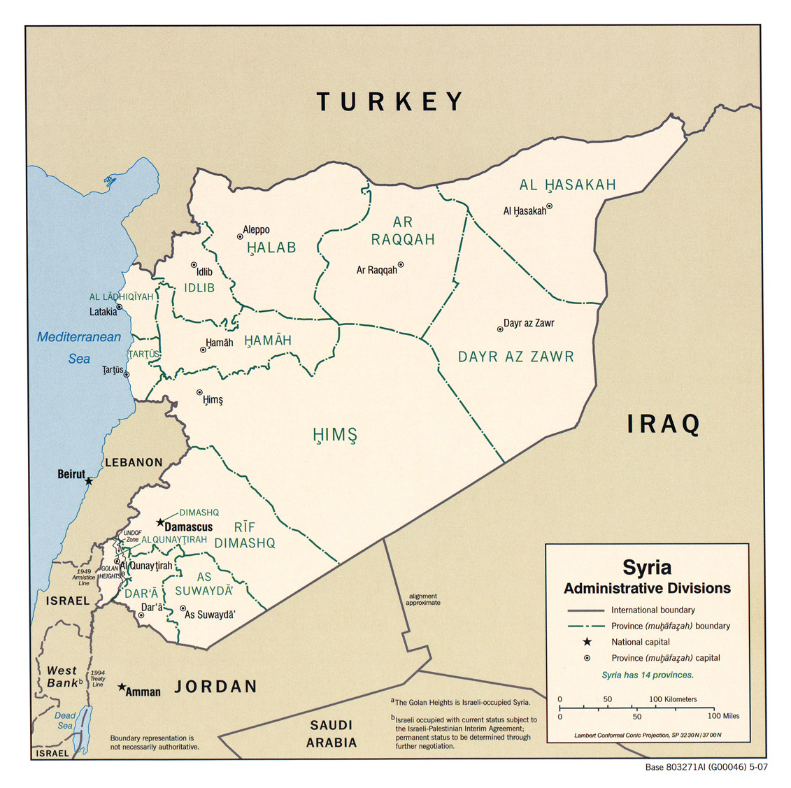 Syria Maps Perry Casta eda Map Collection UT Library Online