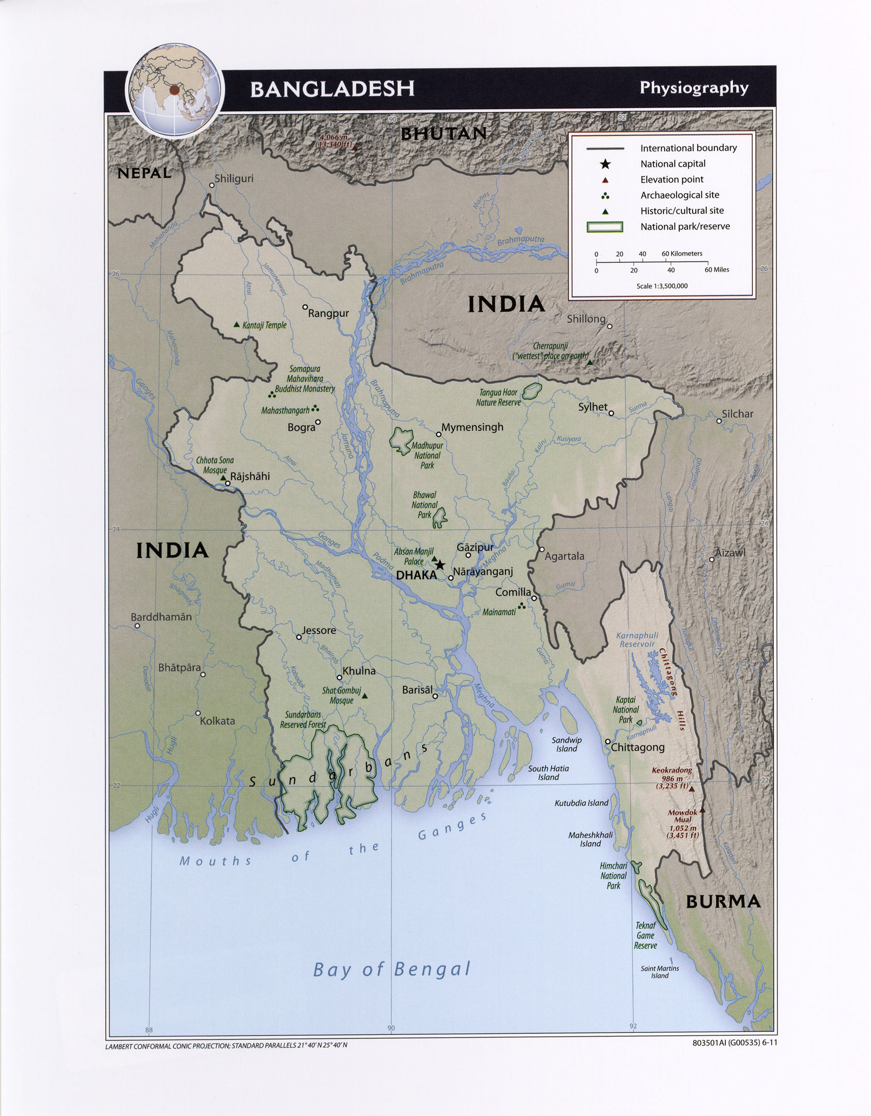 Bangladesh Maps Perry Castaneda Map Collection Ut Library Online