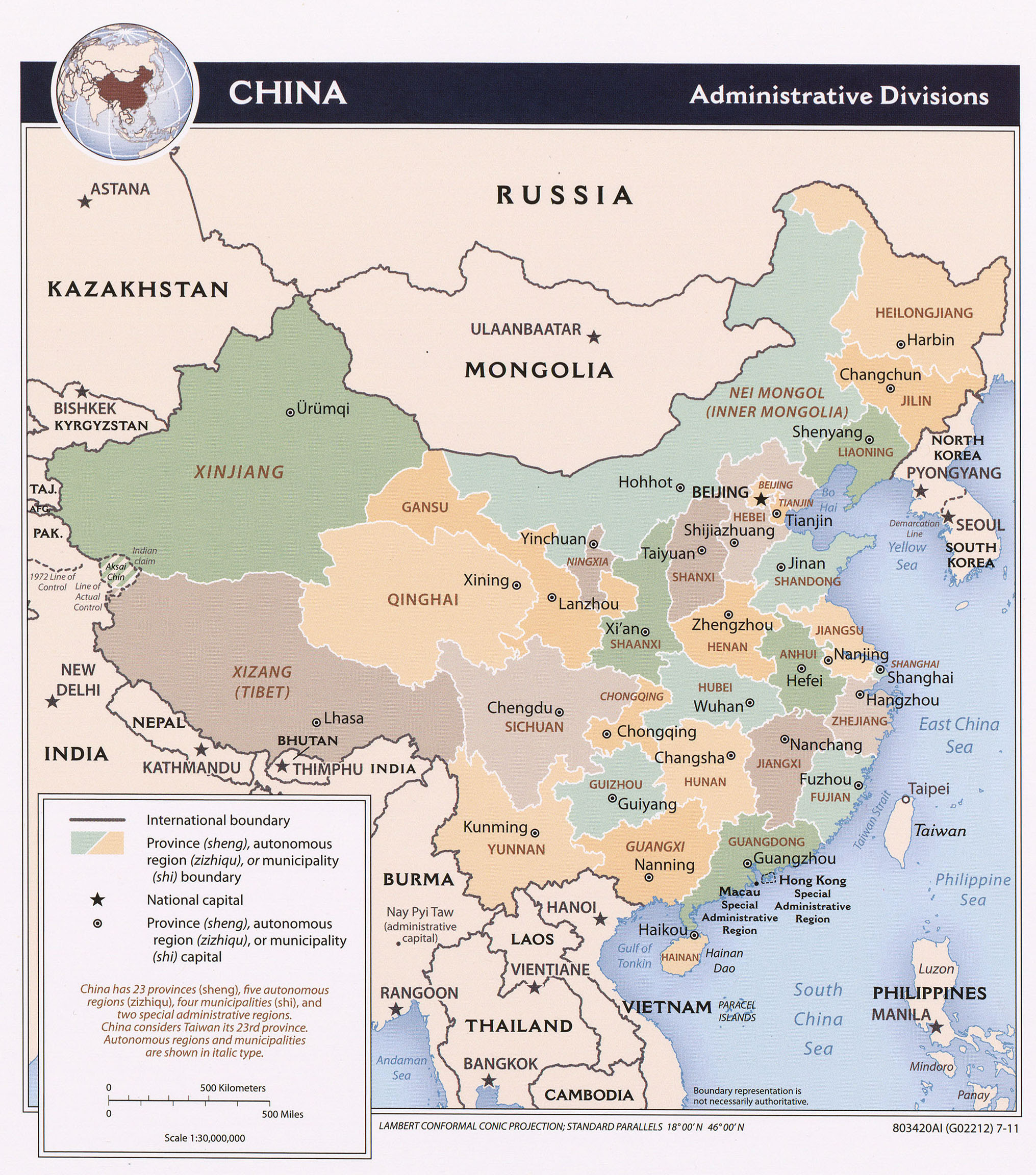 China maps perry castaeda map collection ut library online china maps gumiabroncs Gallery