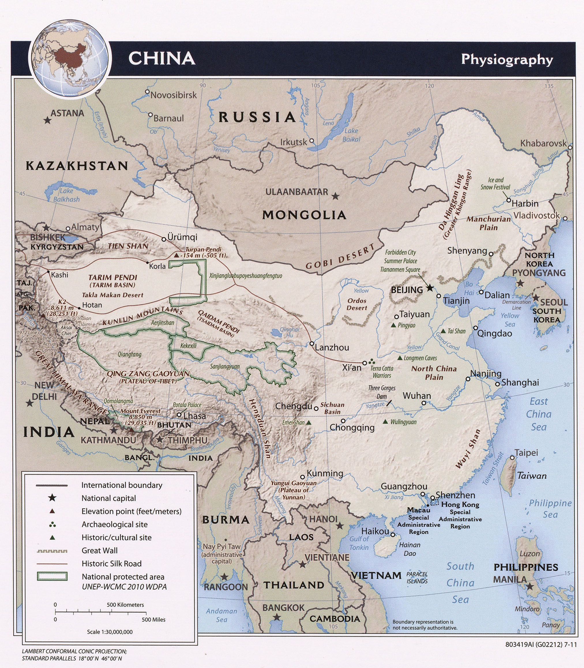 China Maps Perry Castaneda Map Collection Ut Library Online
