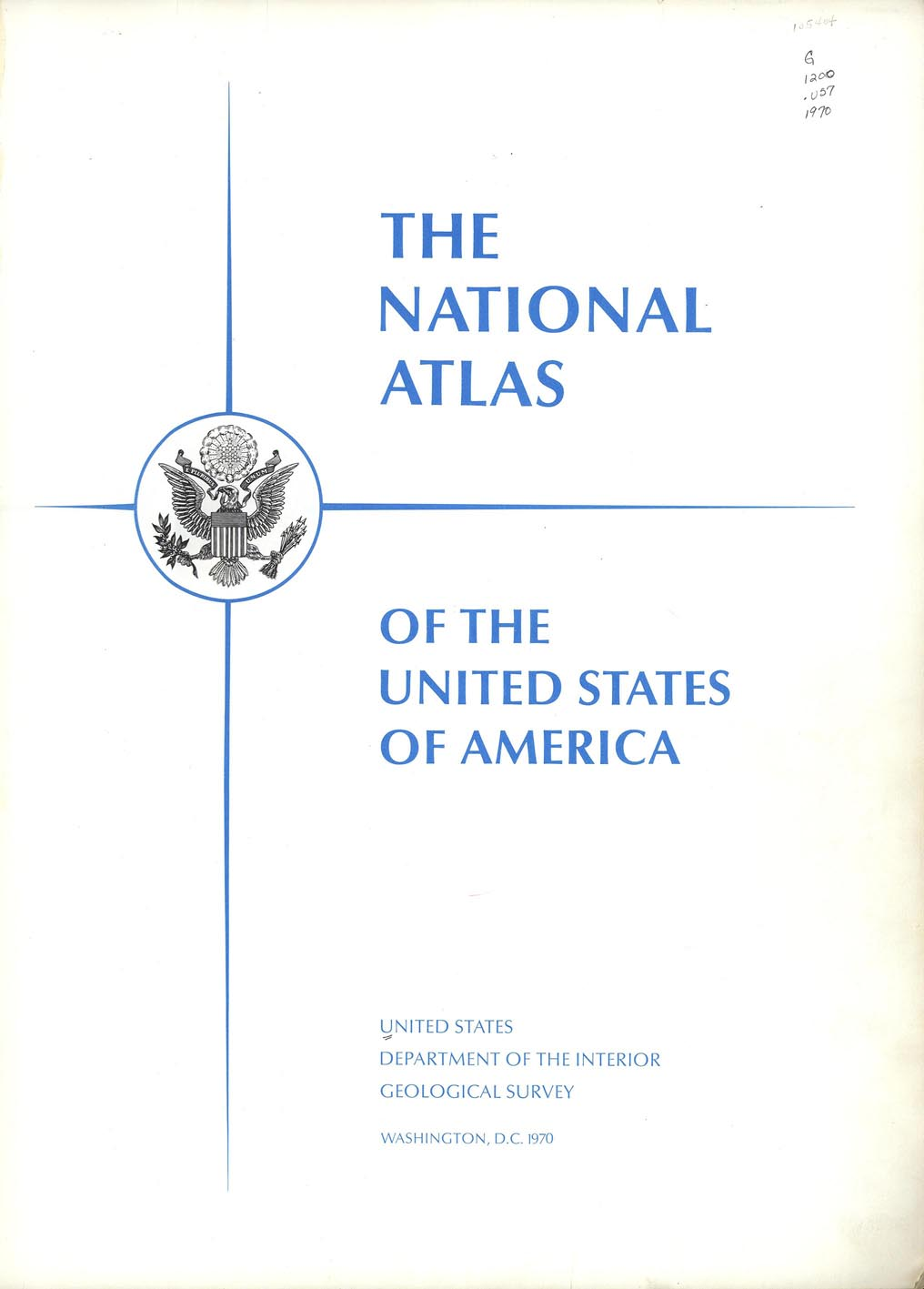 Us Map Certification.The National Atlas Of The United States Of America Perry Castaneda
