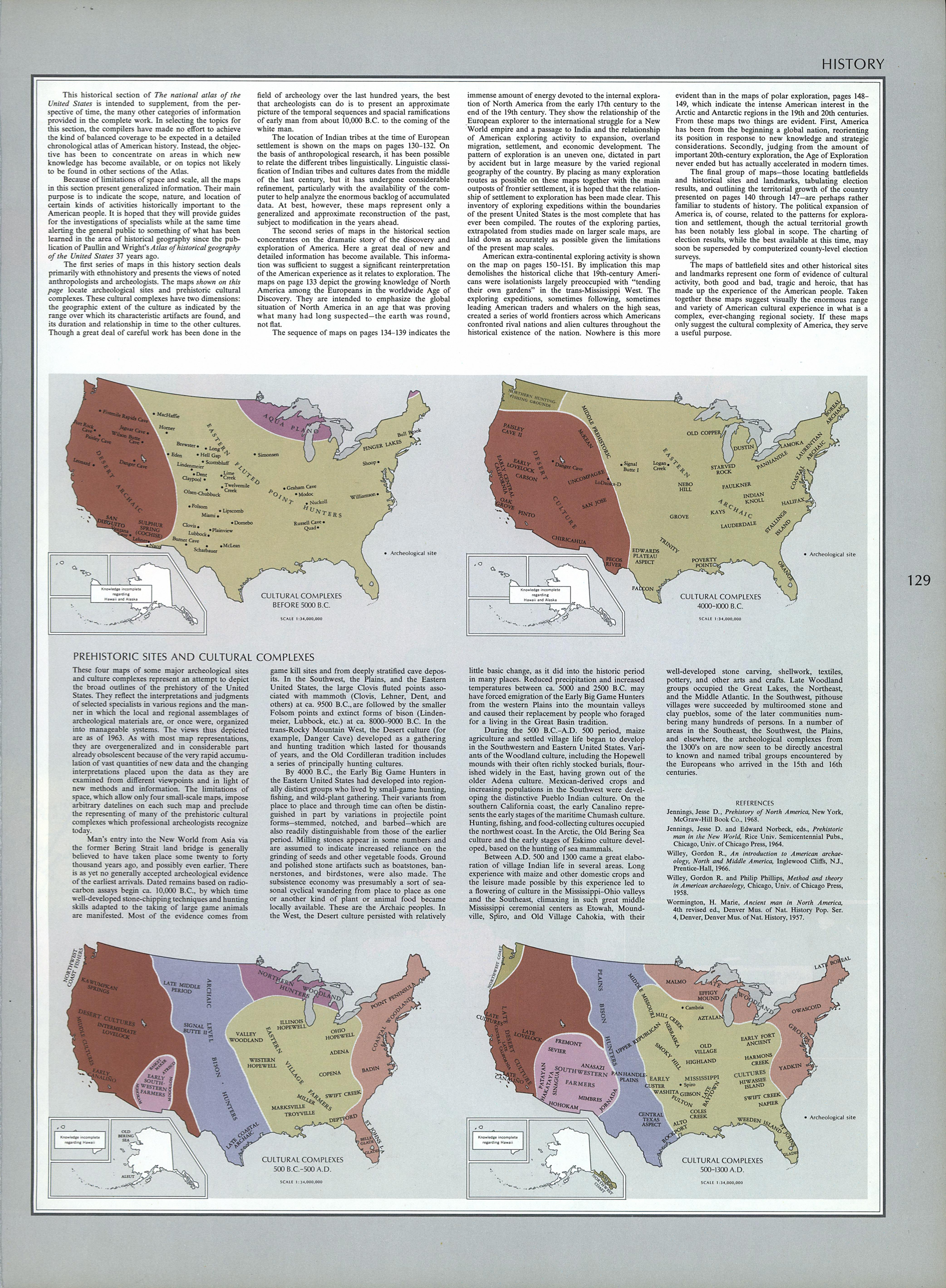Documents For The Study Of American History US History AMDOCS - Map of native american banks in us