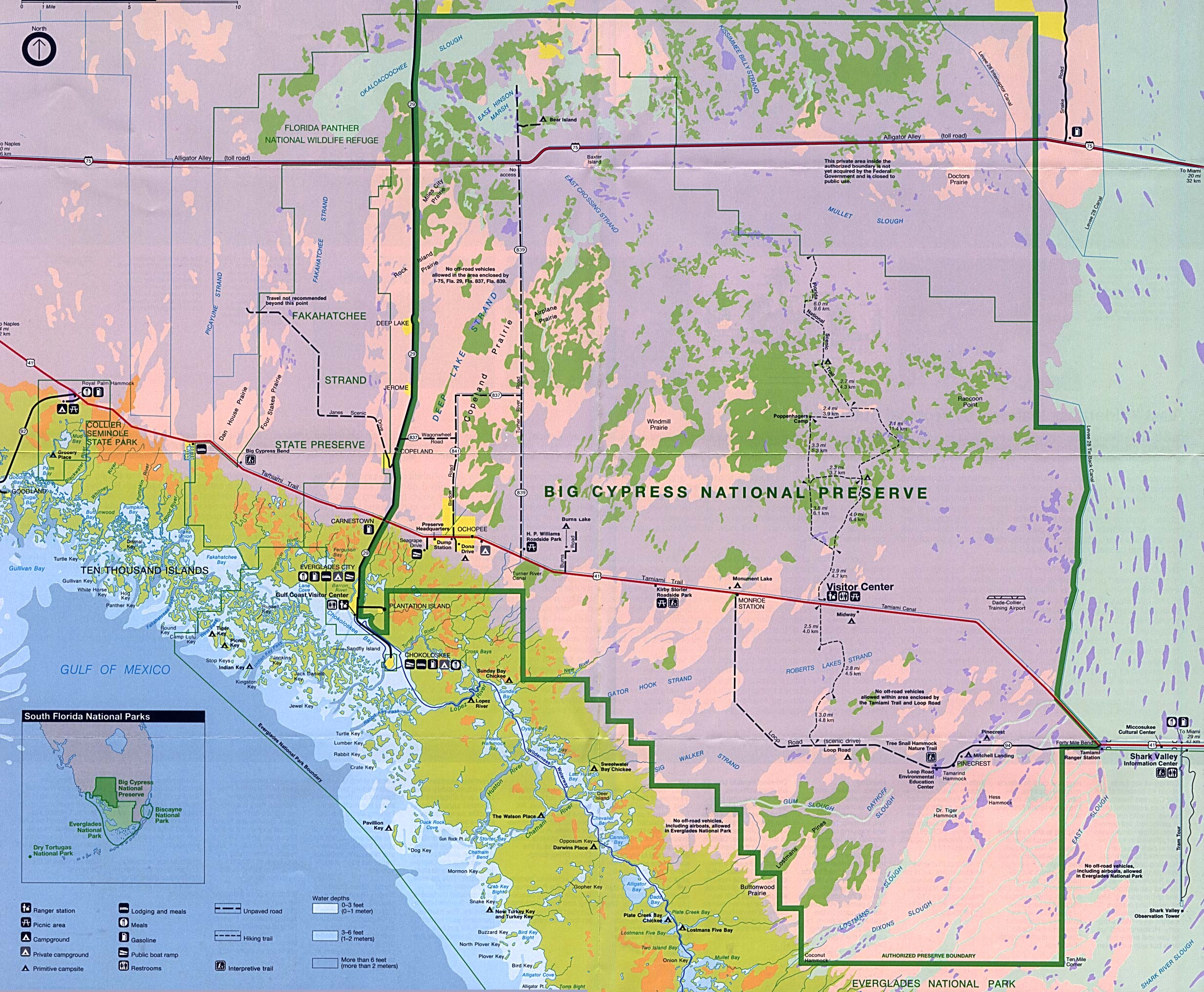 Map Of Florida A Source For All Kinds Of Maps Of Florida - Us map big