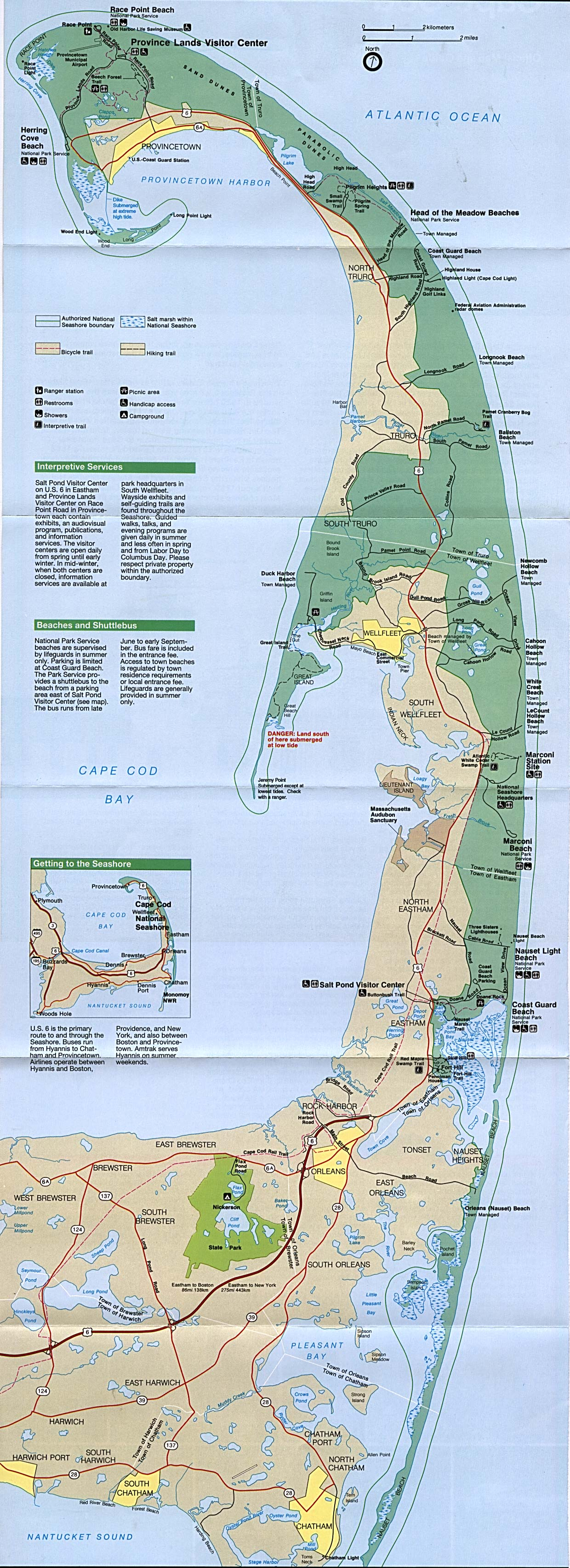United States National Parks and Monuments Maps - Perry-Castañeda on
