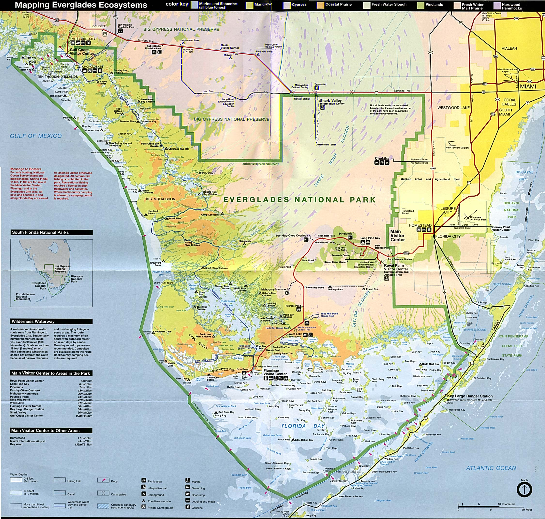 Florida Map Map Of Florida USA Detailed FL Map Florida County Map - Florida map miami area