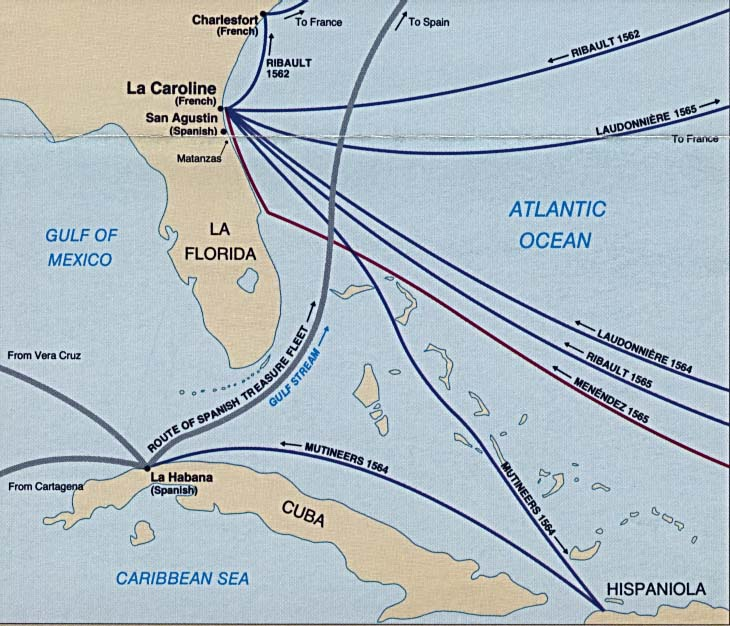 Cuba To Florida Map.Florida Maps Perry Castaneda Map Collection Ut Library Online