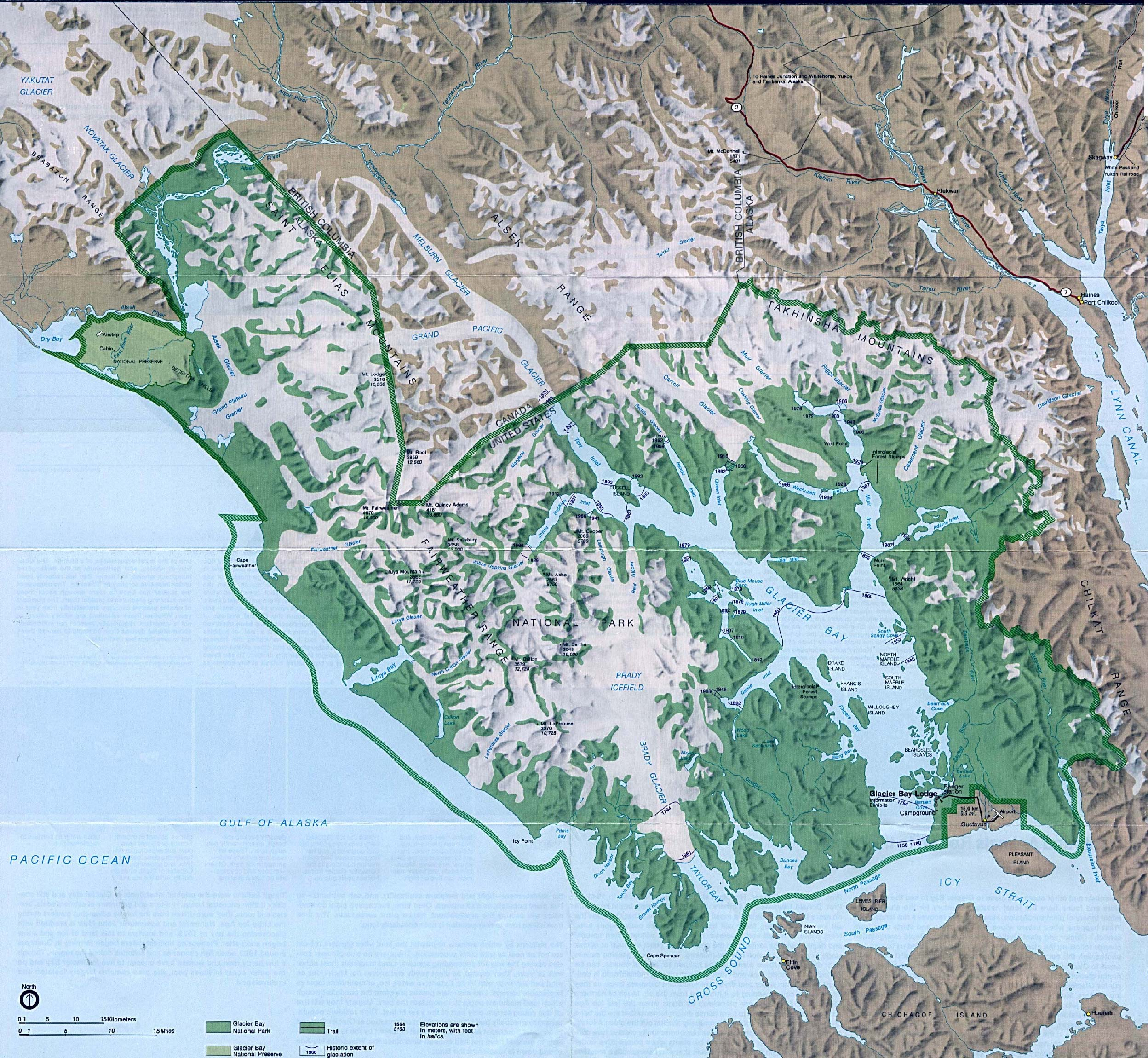 Alaska Maps - Perry-Castañeda Map Collection - UT Library Online