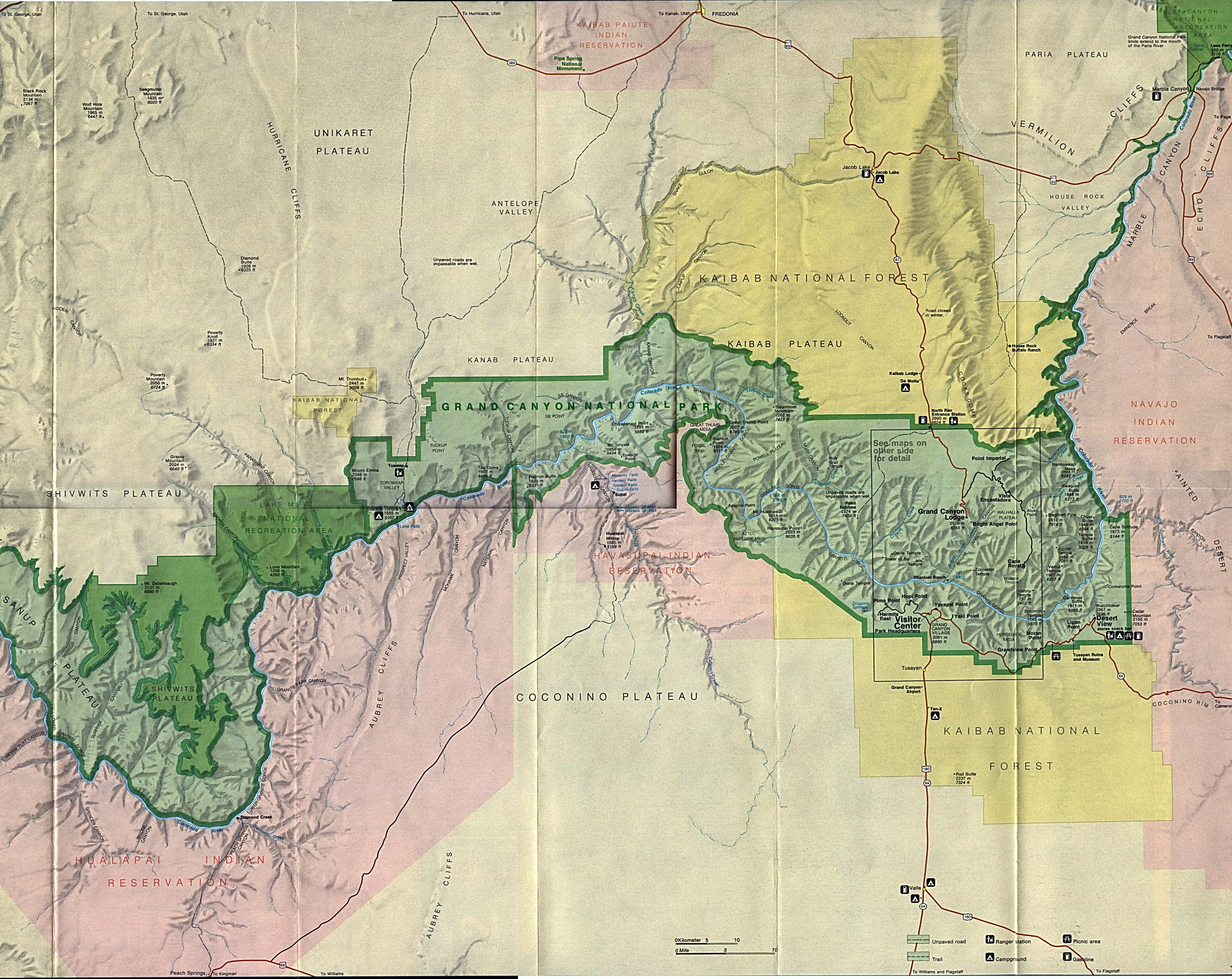 Arizona Maps PerryCastaeda Map Collection UT Library Online